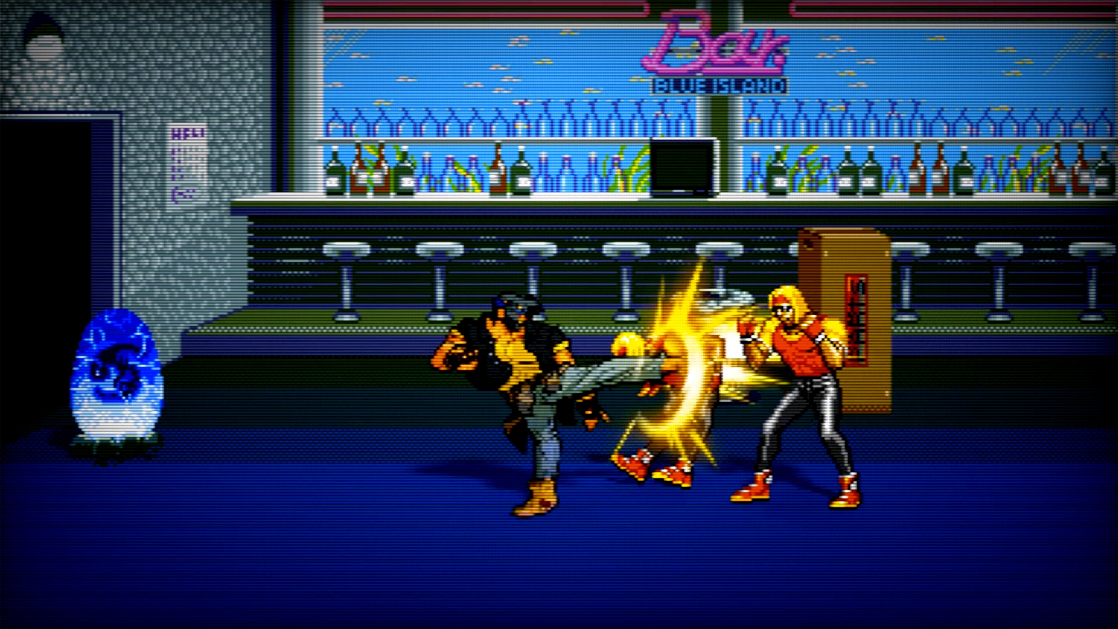 Скриншот №5 к Streets Of Rage 4 + Streets Of Rage 4 - Mr. X Nightmare Launch Bundle