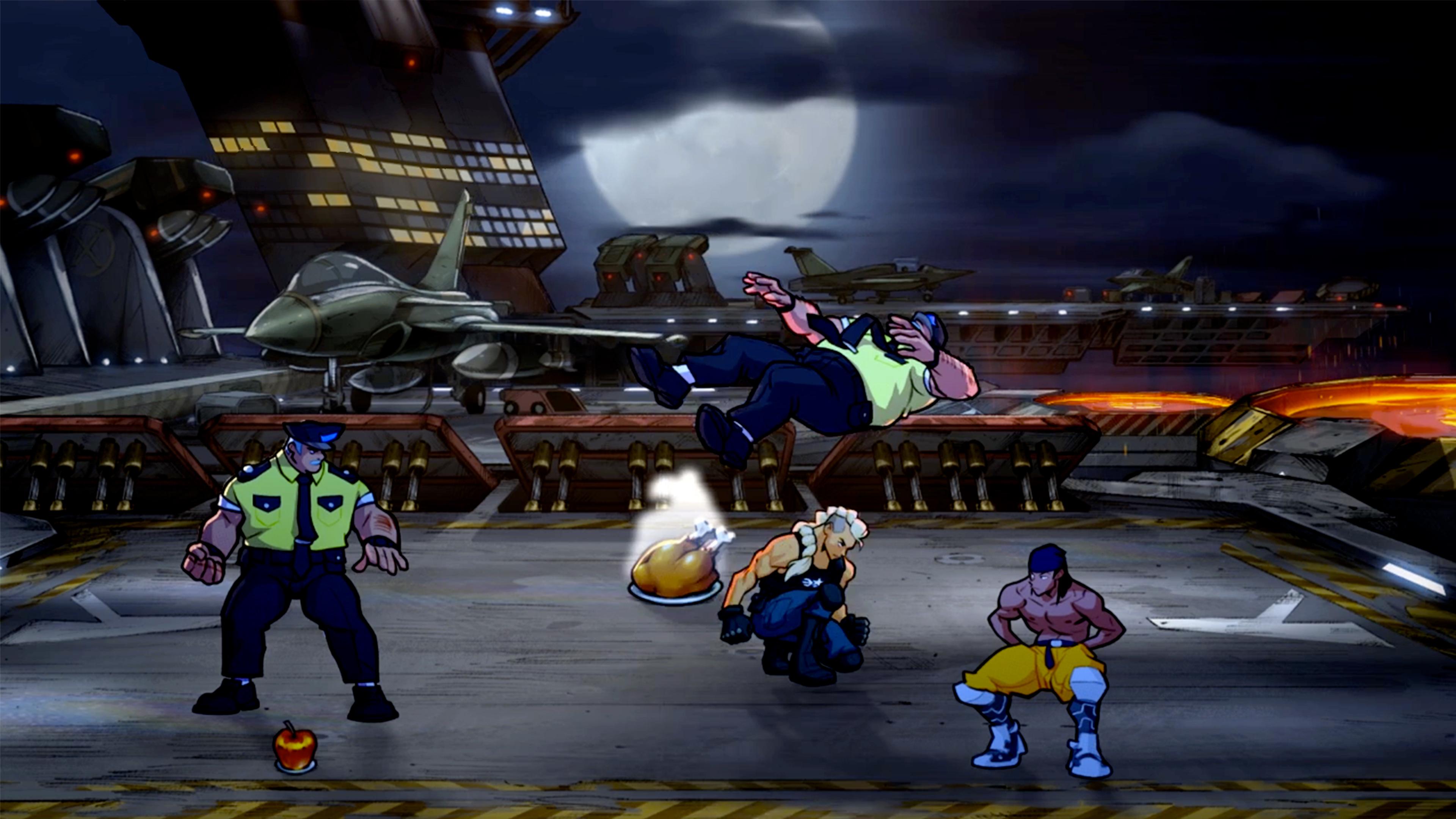 Скриншот №1 к Streets Of Rage 4 + Streets Of Rage 4 - Mr. X Nightmare Launch Bundle