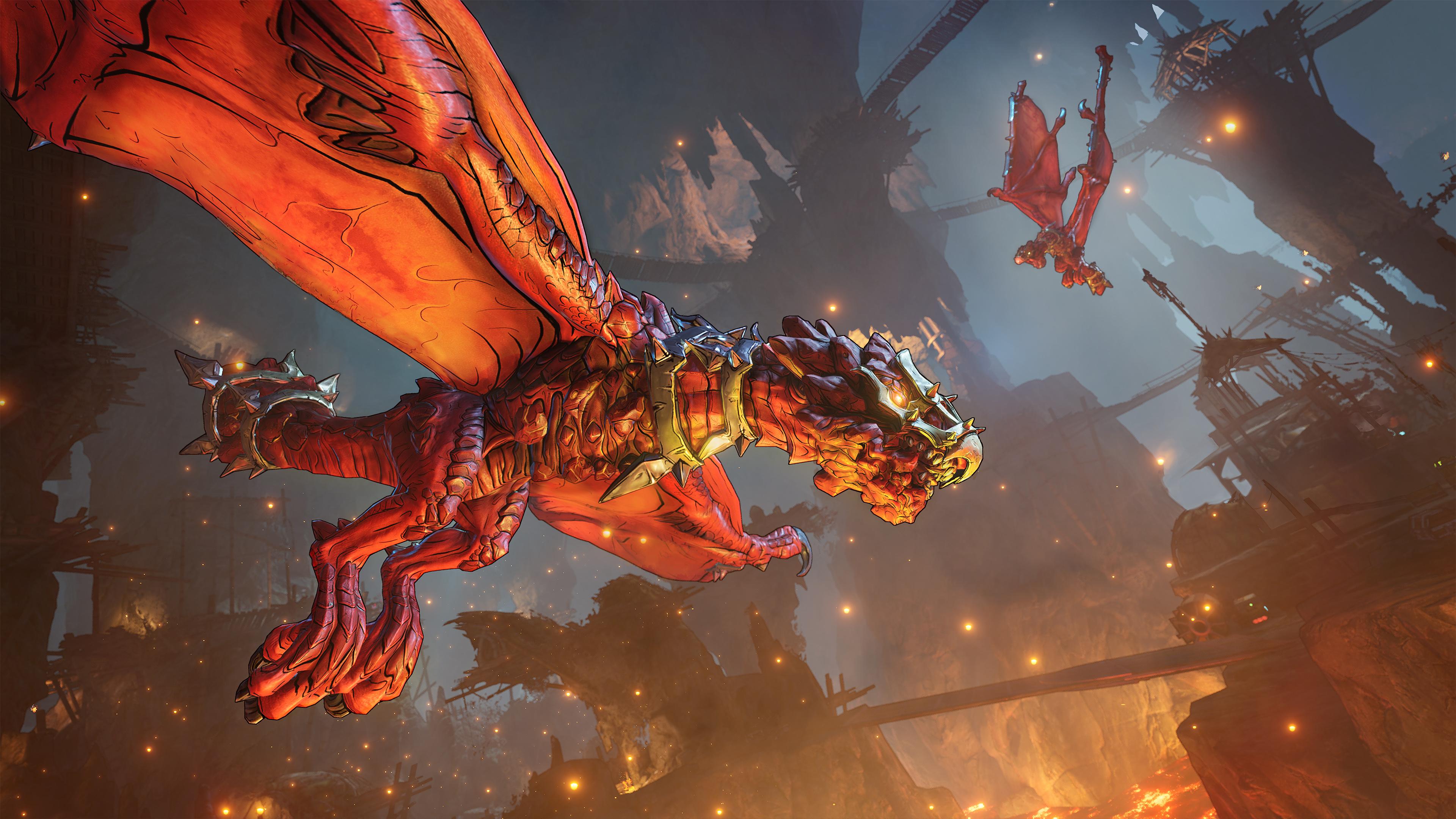 Скриншот №4 к Набор предзаказа «Tiny Tinas Wonderlands Хаотически крутое издание» для PS4 and PS5