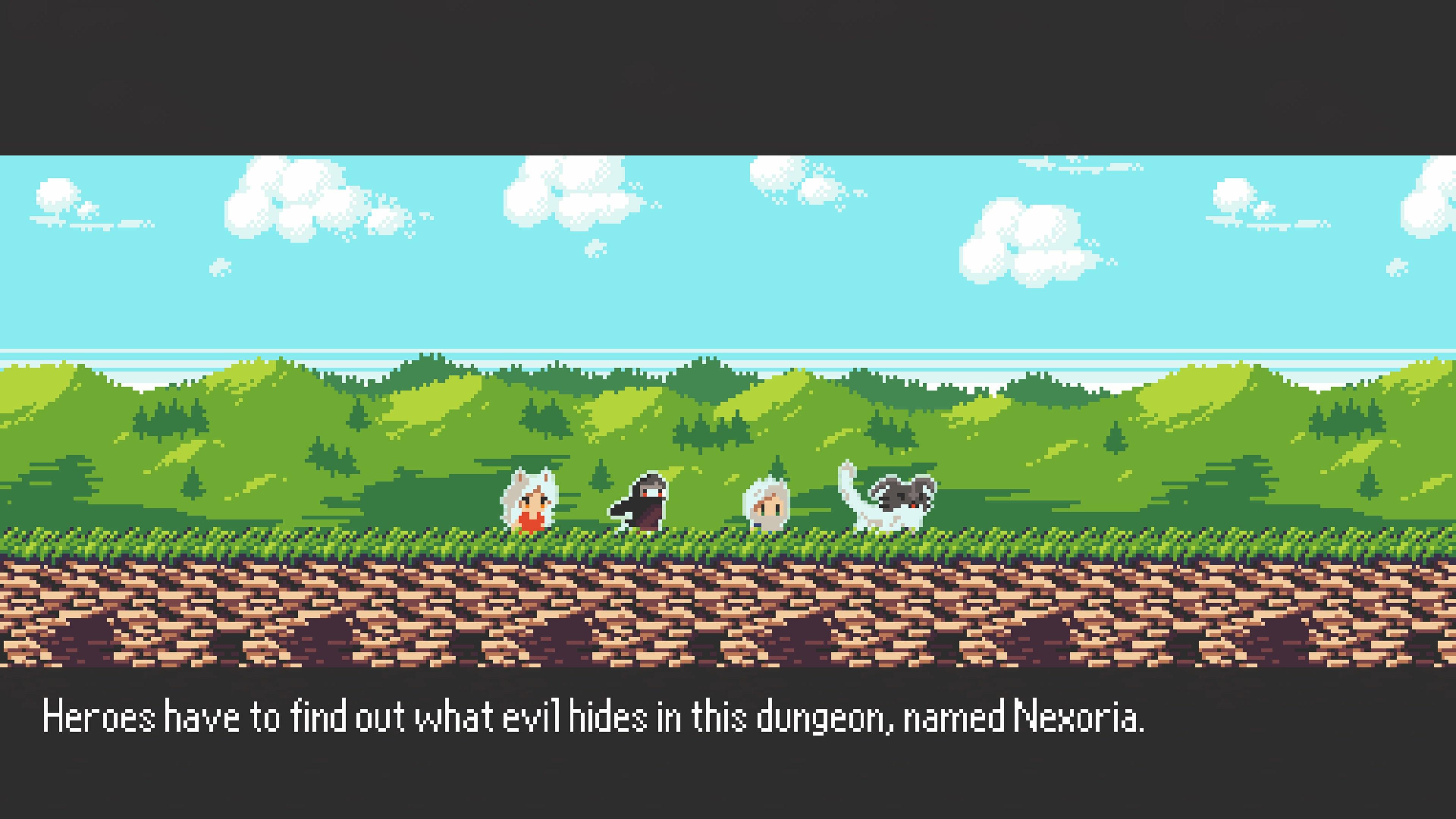 Скриншот №6 к Nexoria Dungeon Rogue Heroes