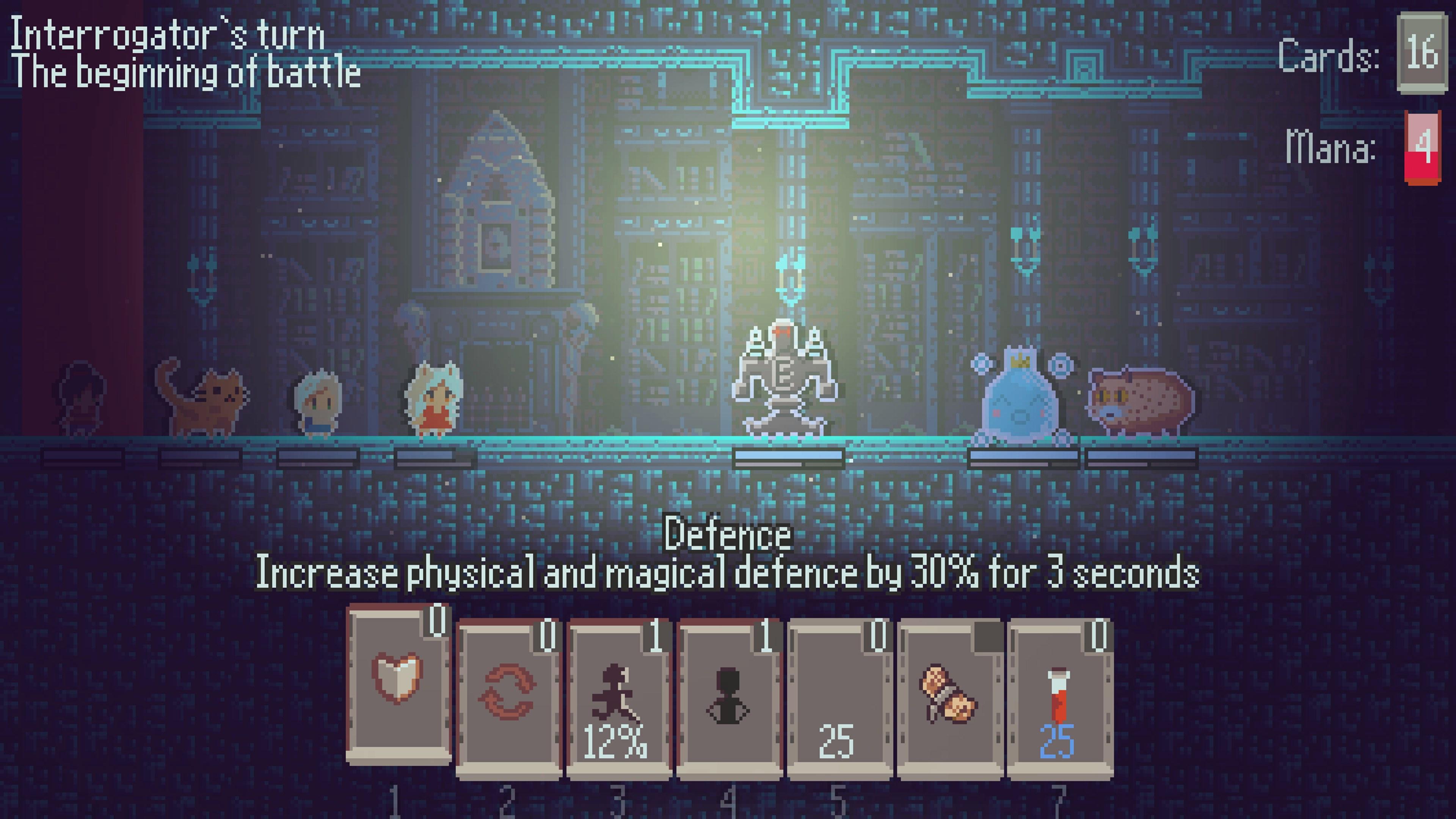 Скриншот №3 к Nexoria Dungeon Rogue Heroes