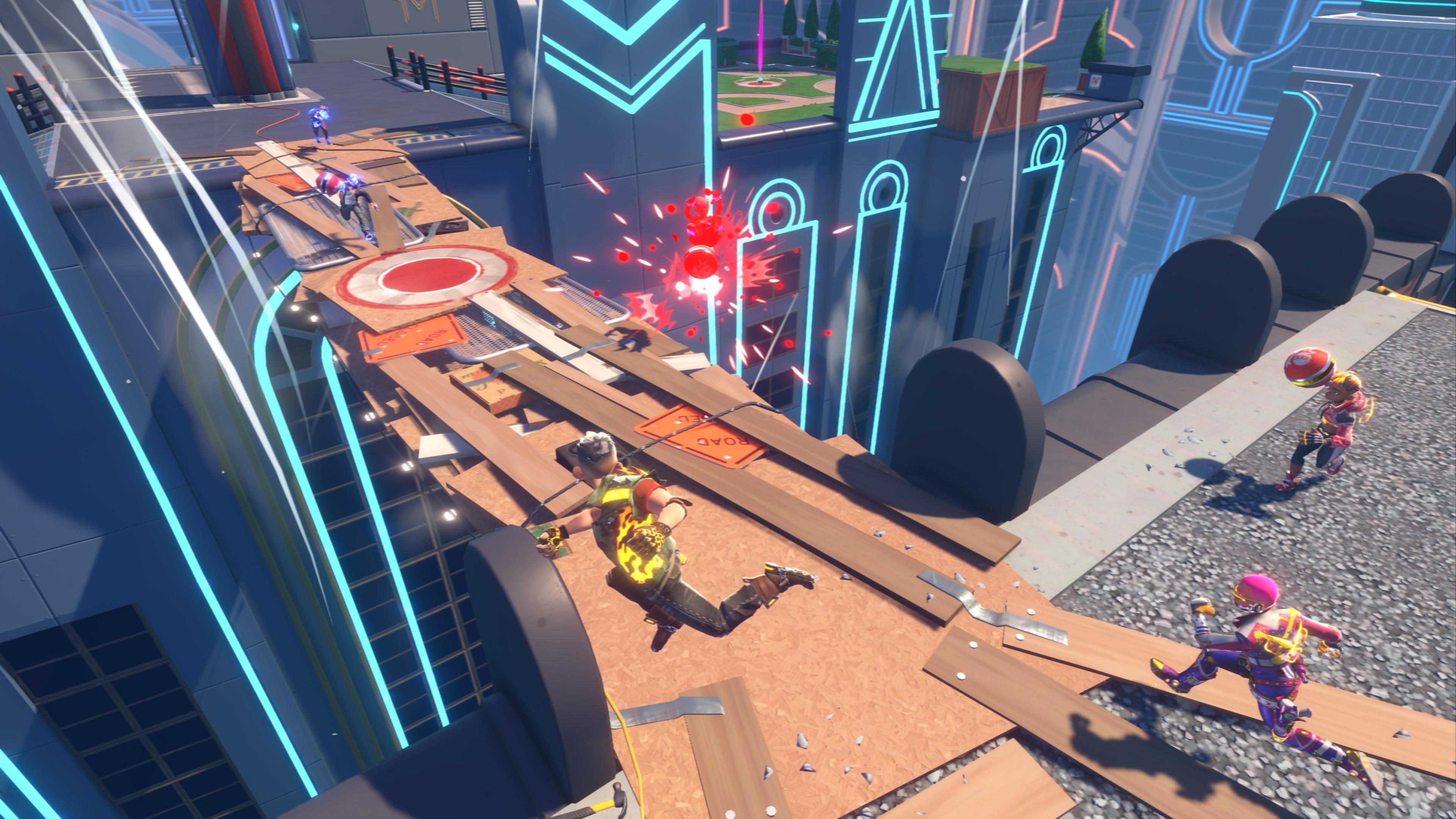 Скриншот №4 к Knockout City – издание Deluxe