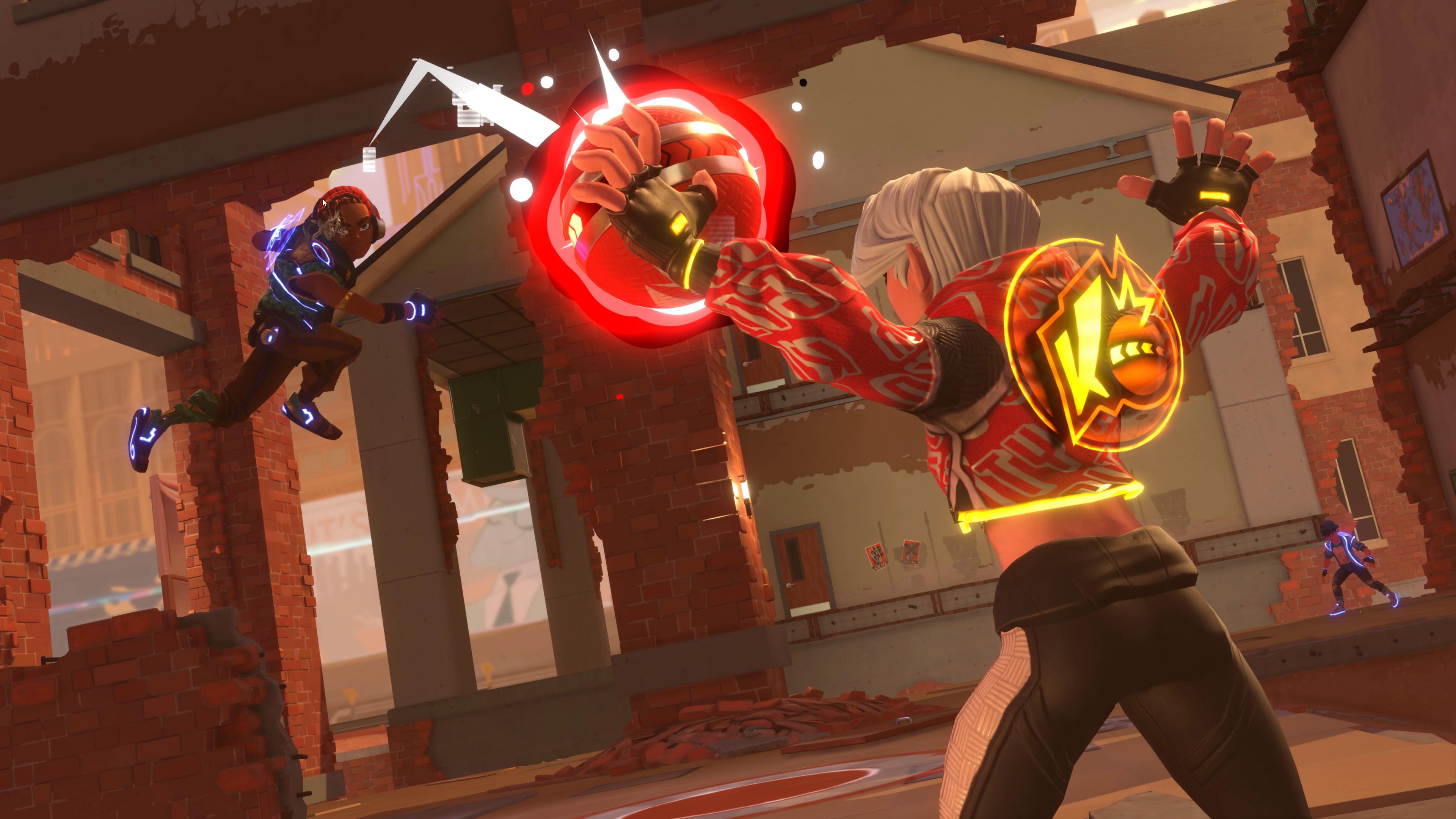 Скриншот №5 к Knockout City – издание Deluxe