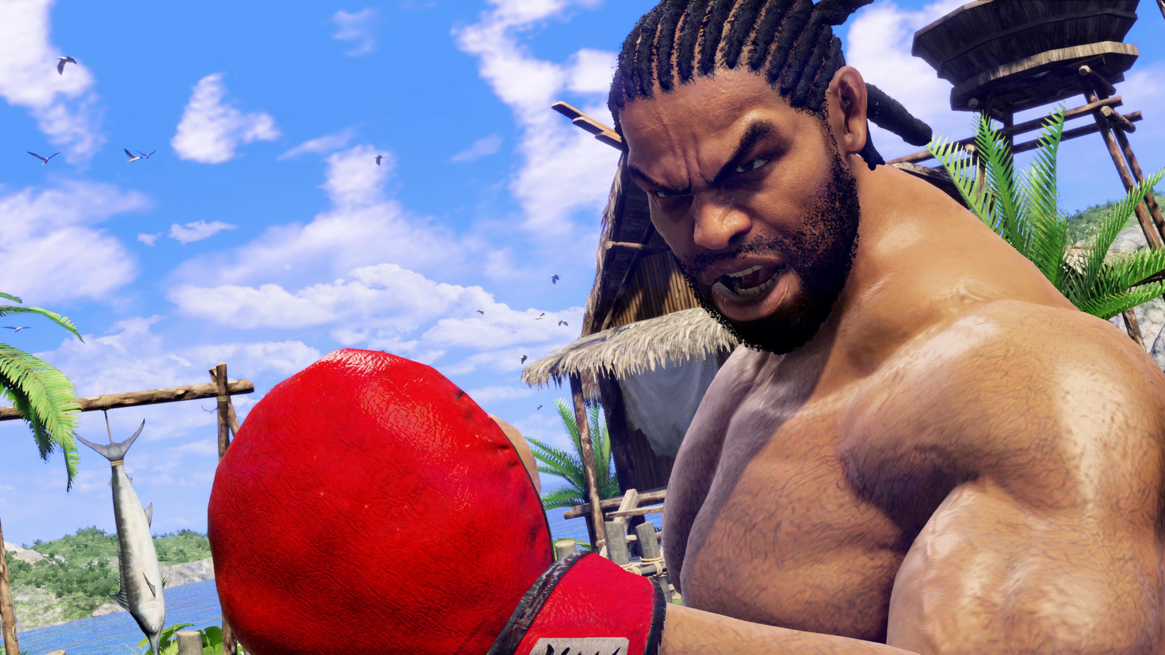Скриншот №3 к Virtua Fighter 5 Ultimate Showdown