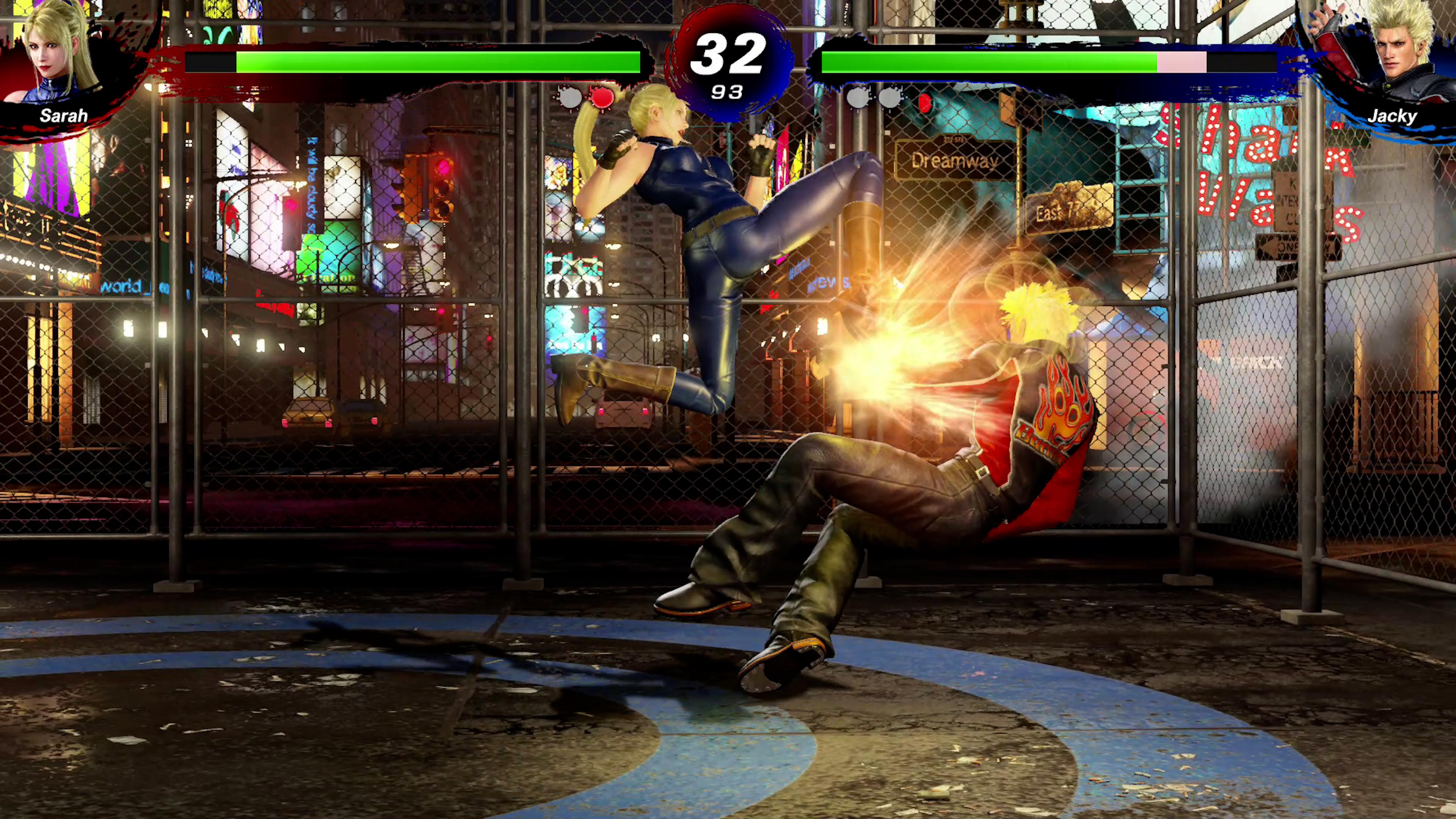 Скриншот №5 к Virtua Fighter 5 Ultimate Showdown