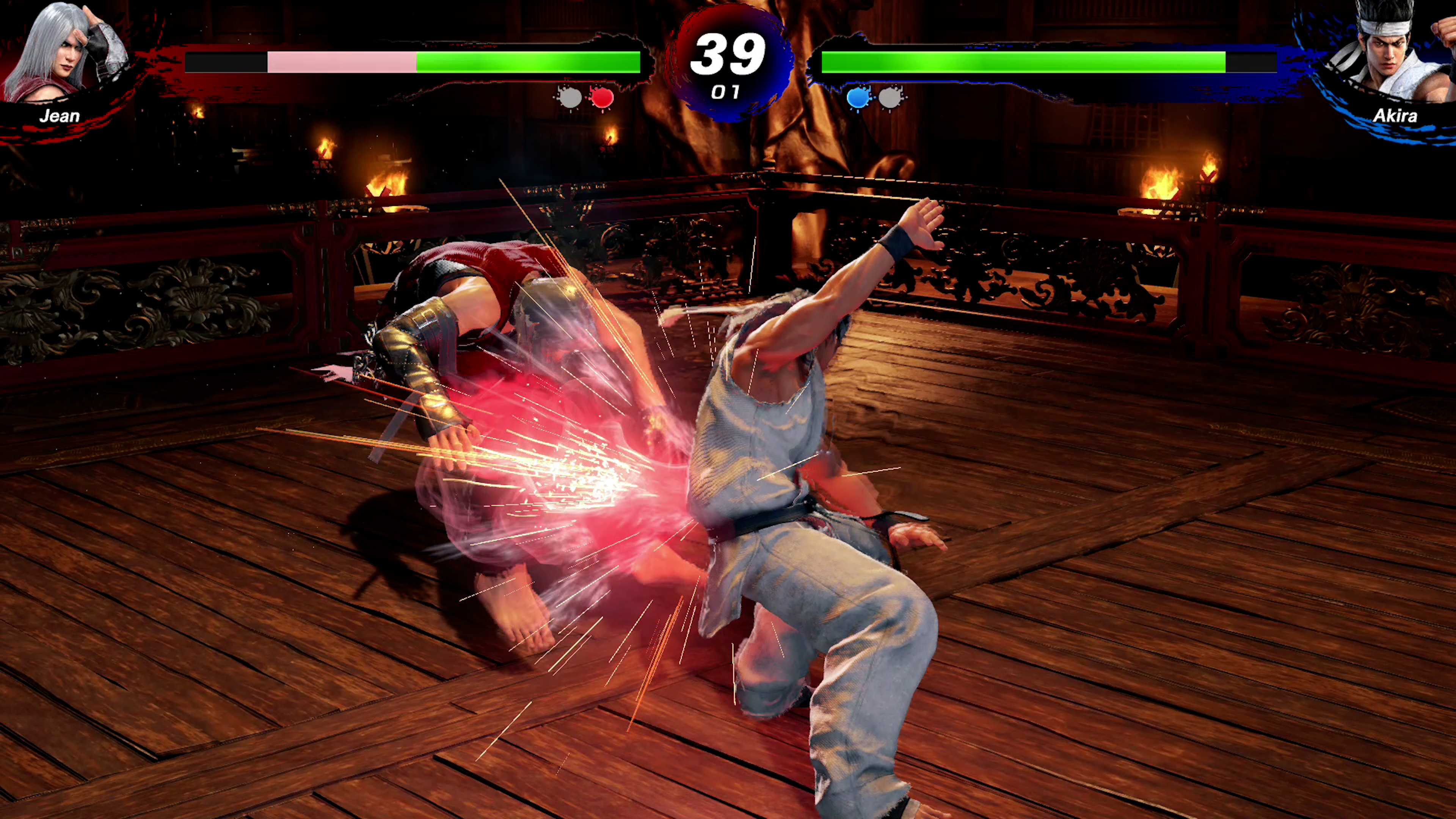 Скриншот №6 к Virtua Fighter 5 Ultimate Showdown
