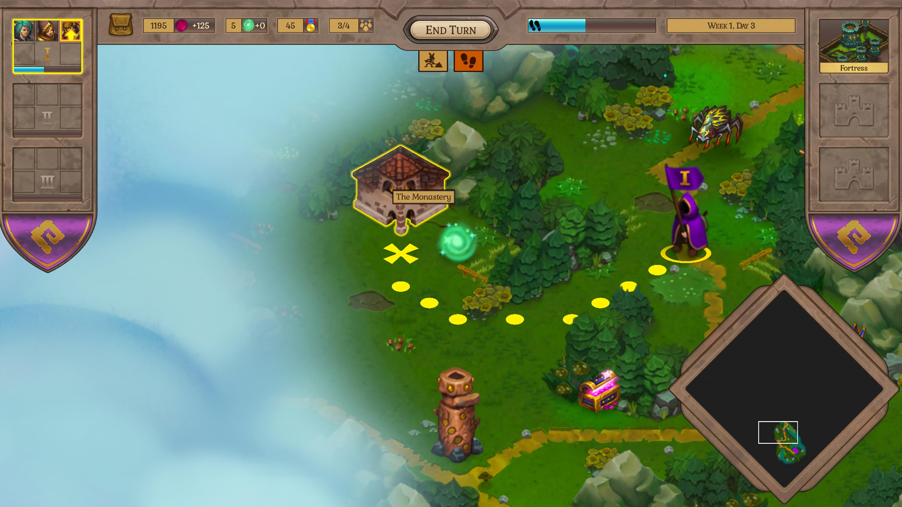 Скриншот №7 к Fort Triumph