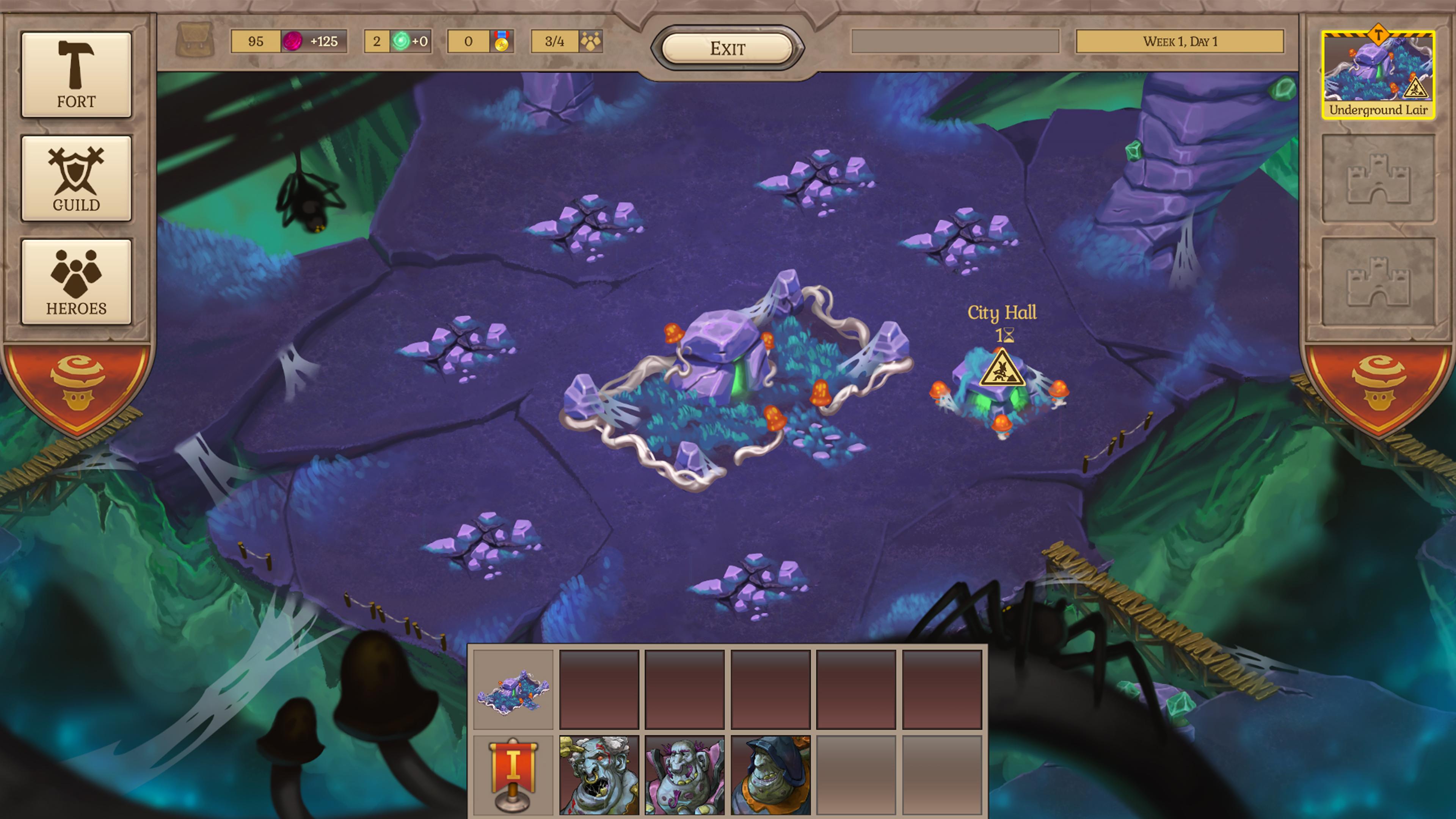 Скриншот №2 к Fort Triumph