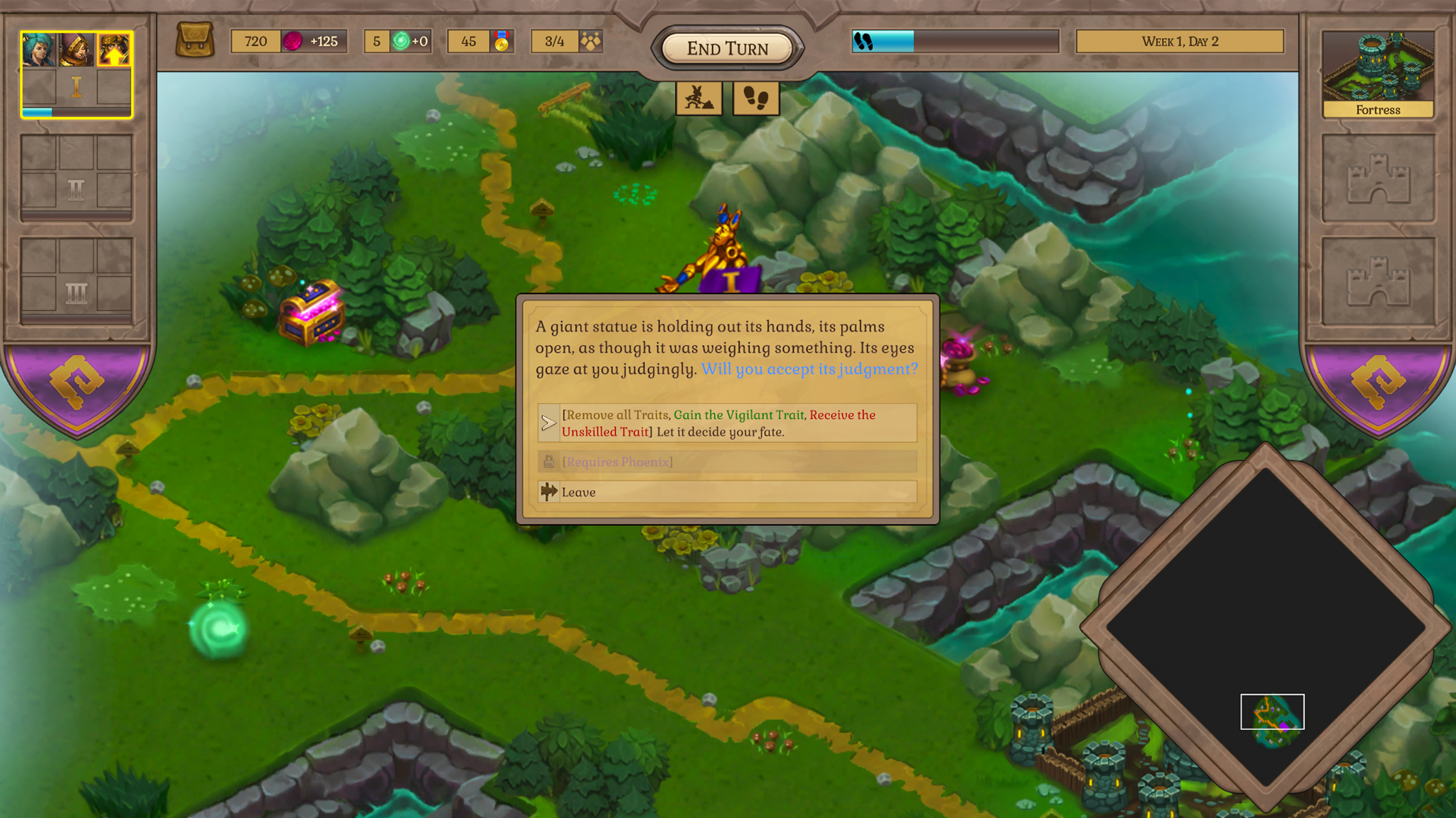 Скриншот №10 к Fort Triumph
