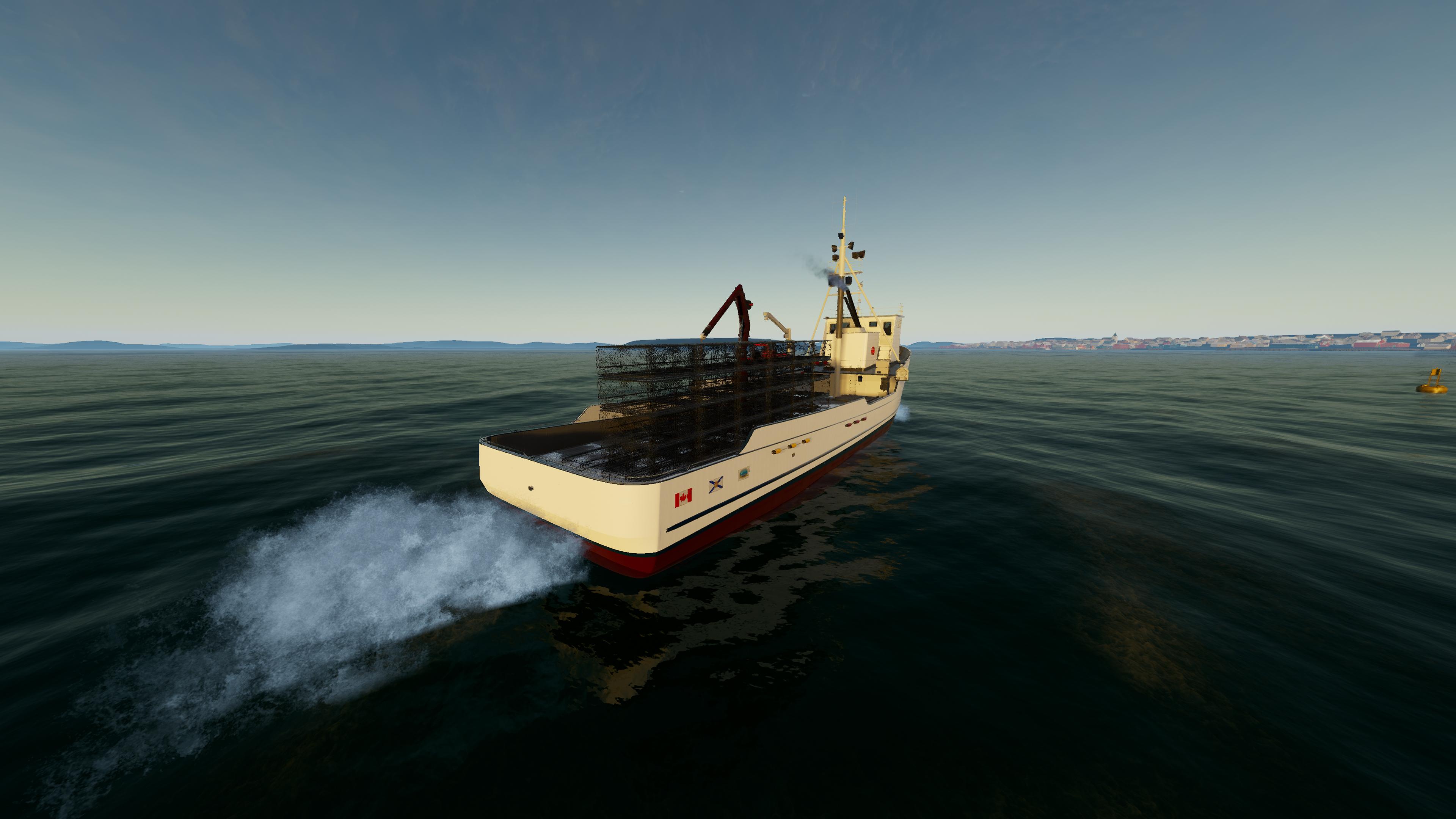 Скриншот №3 к Fishing North Atlantic