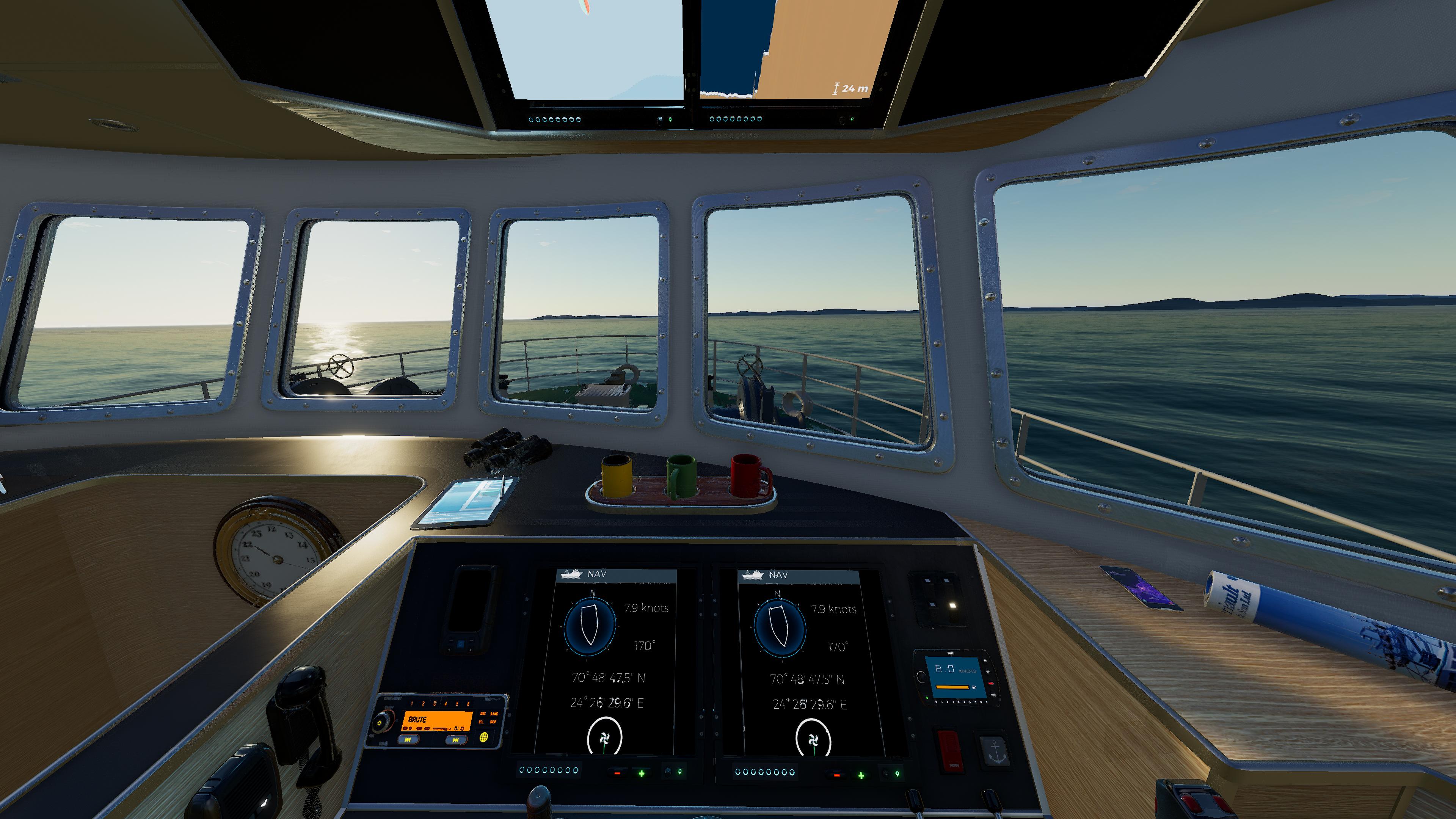 Скриншот №5 к Fishing North Atlantic