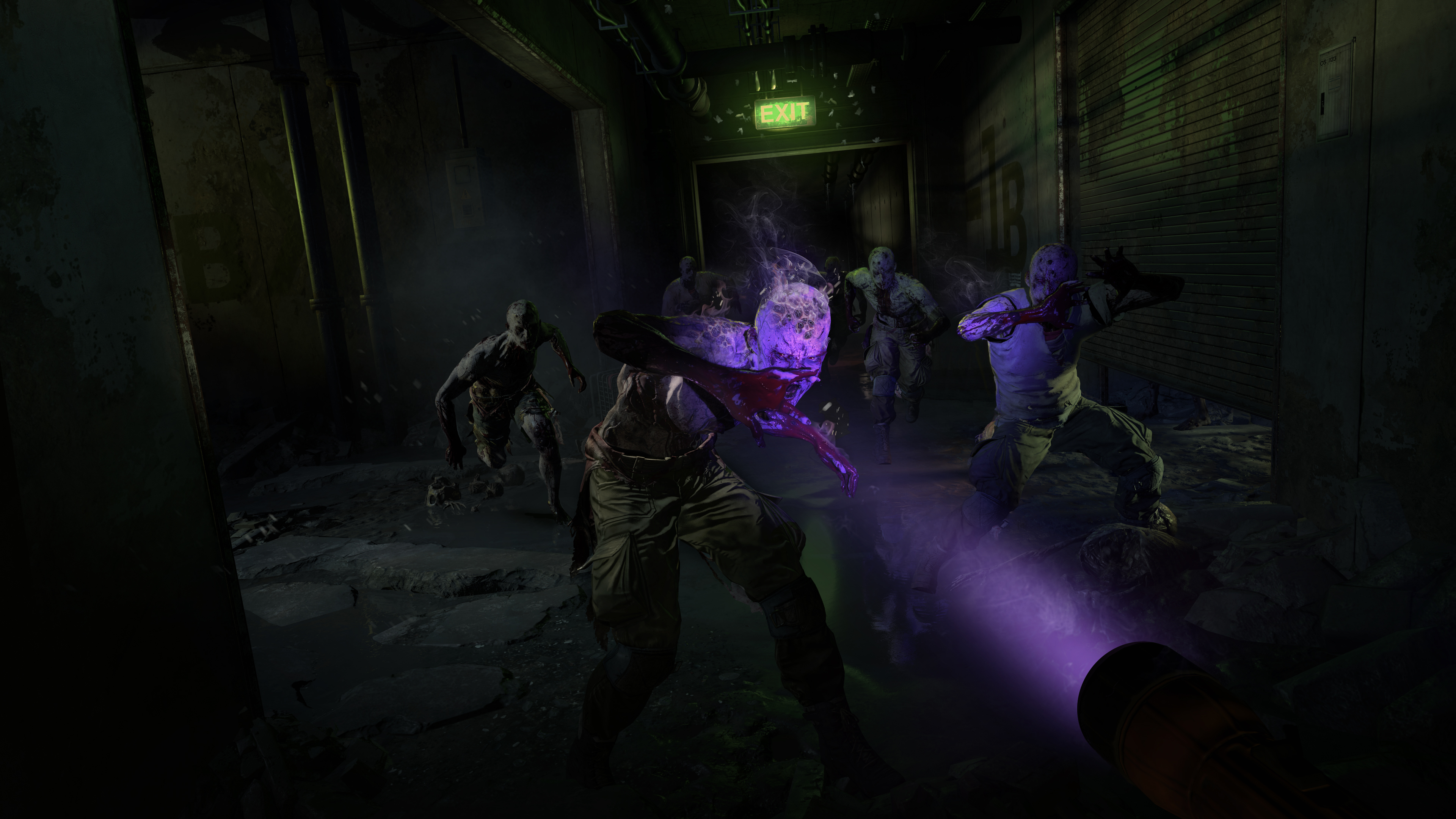 Скриншот №2 к Dying Light 2 Stay Human PS4PS5