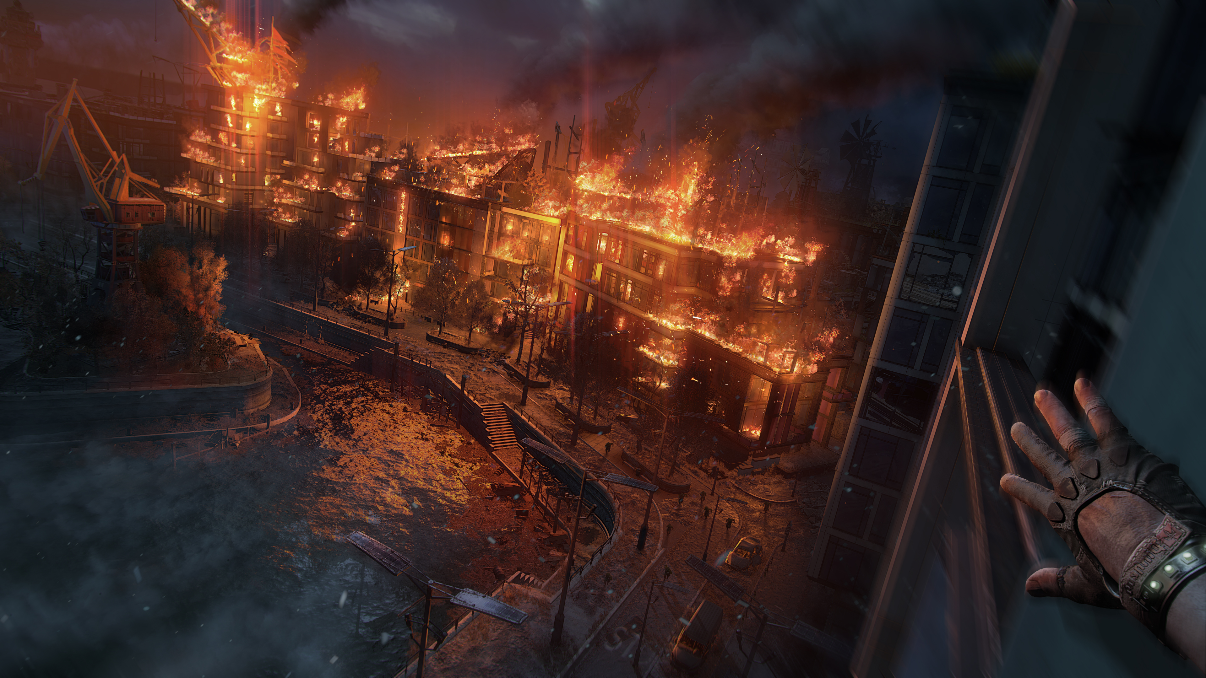 Скриншот №3 к Dying Light 2 Stay Human PS4PS5