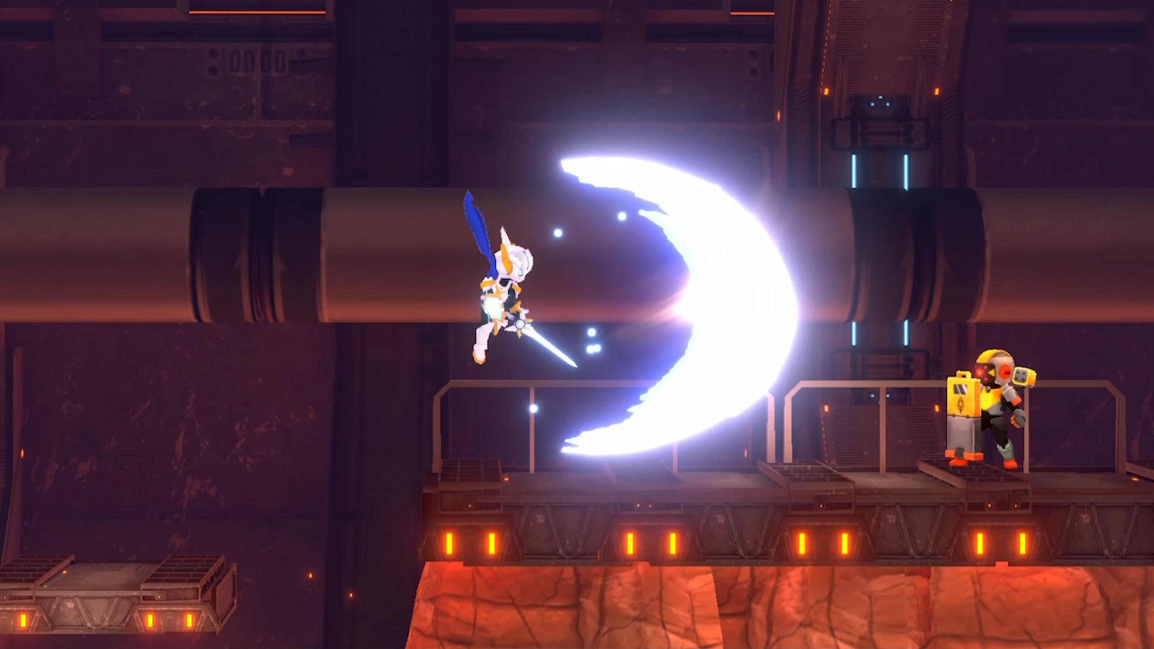 Скриншот №1 к Fallen Knight