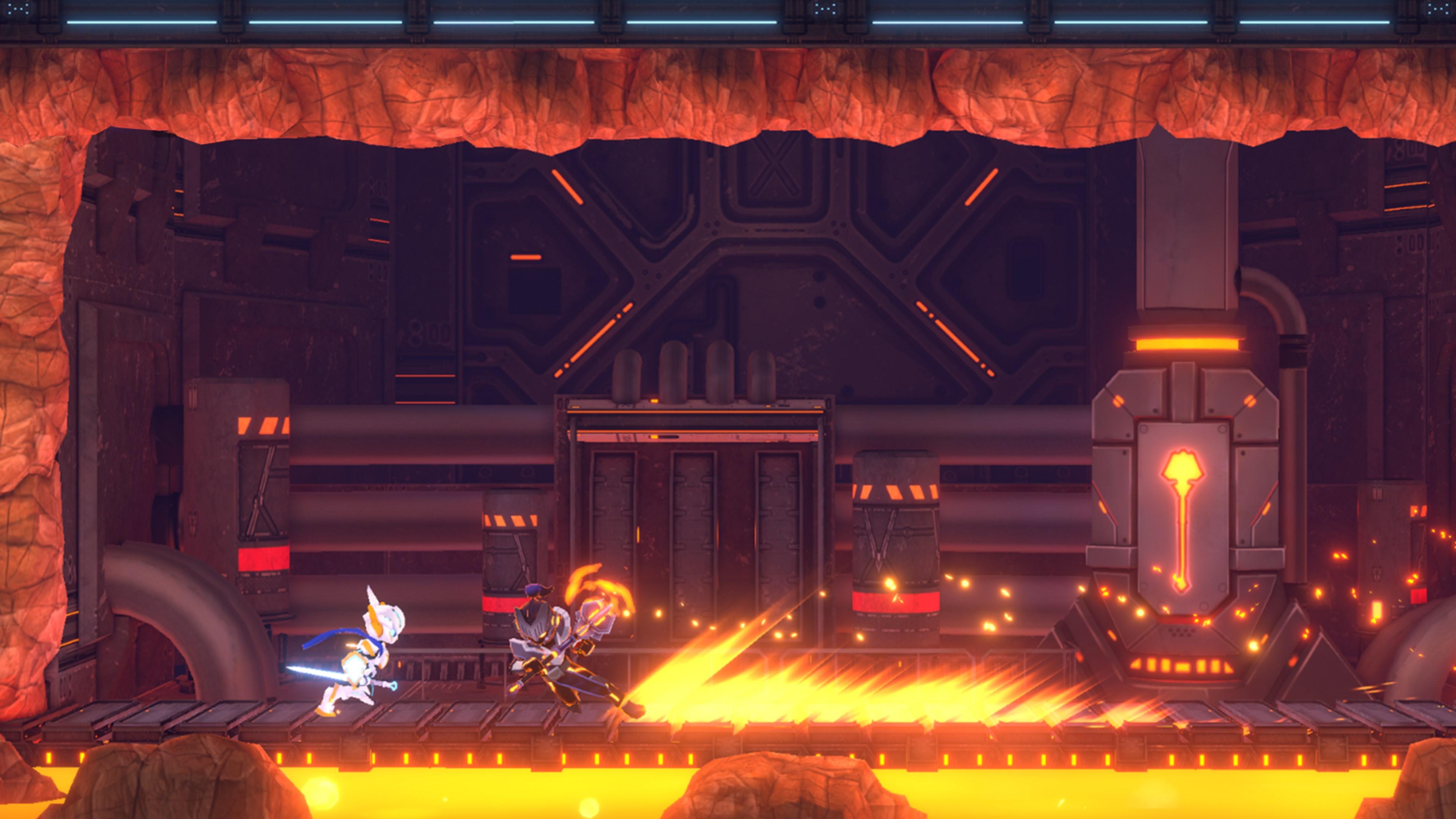Скриншот №4 к Fallen Knight