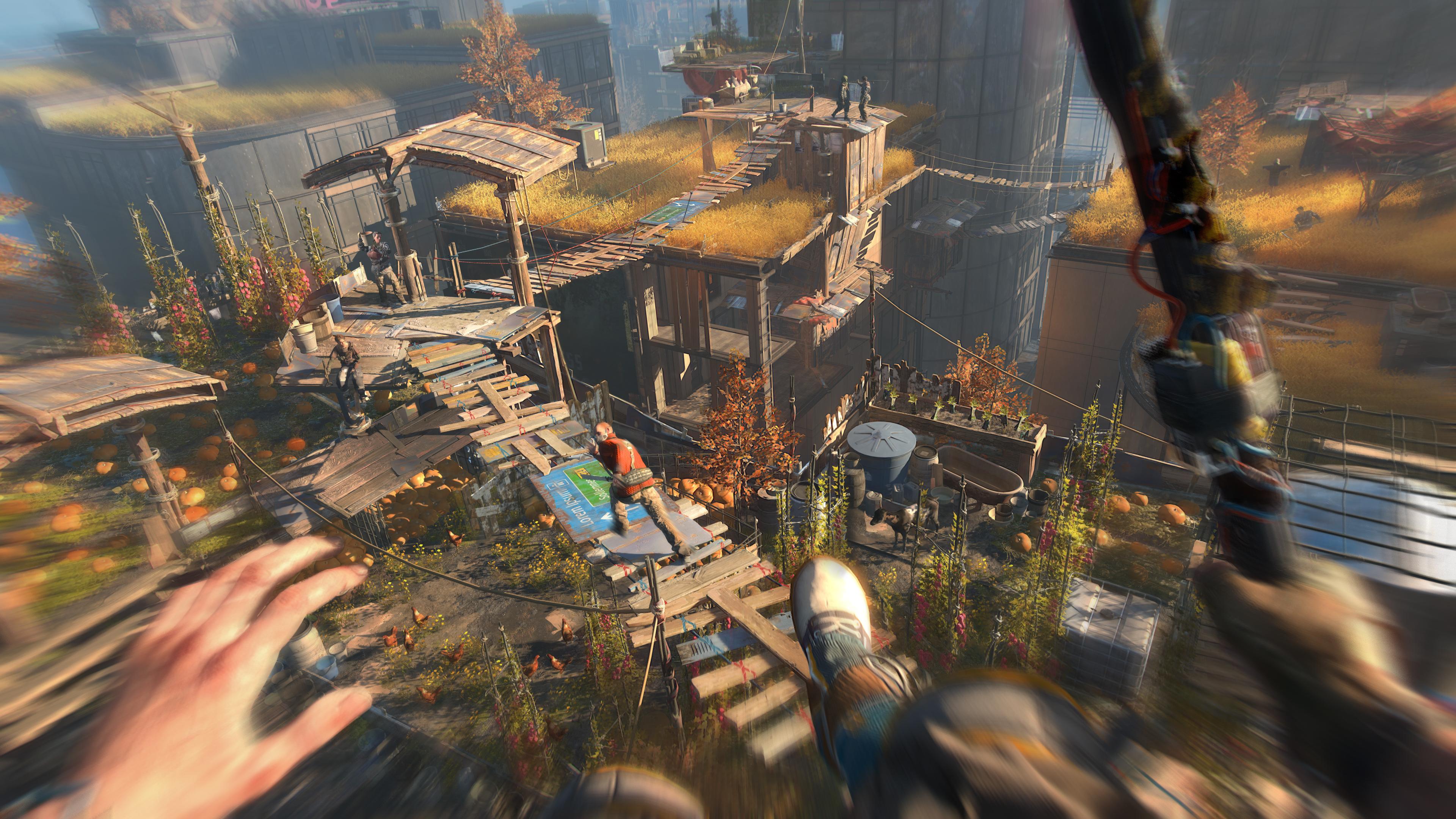 Скриншот №4 к Dying Light 2 Stay Human PS4PS5