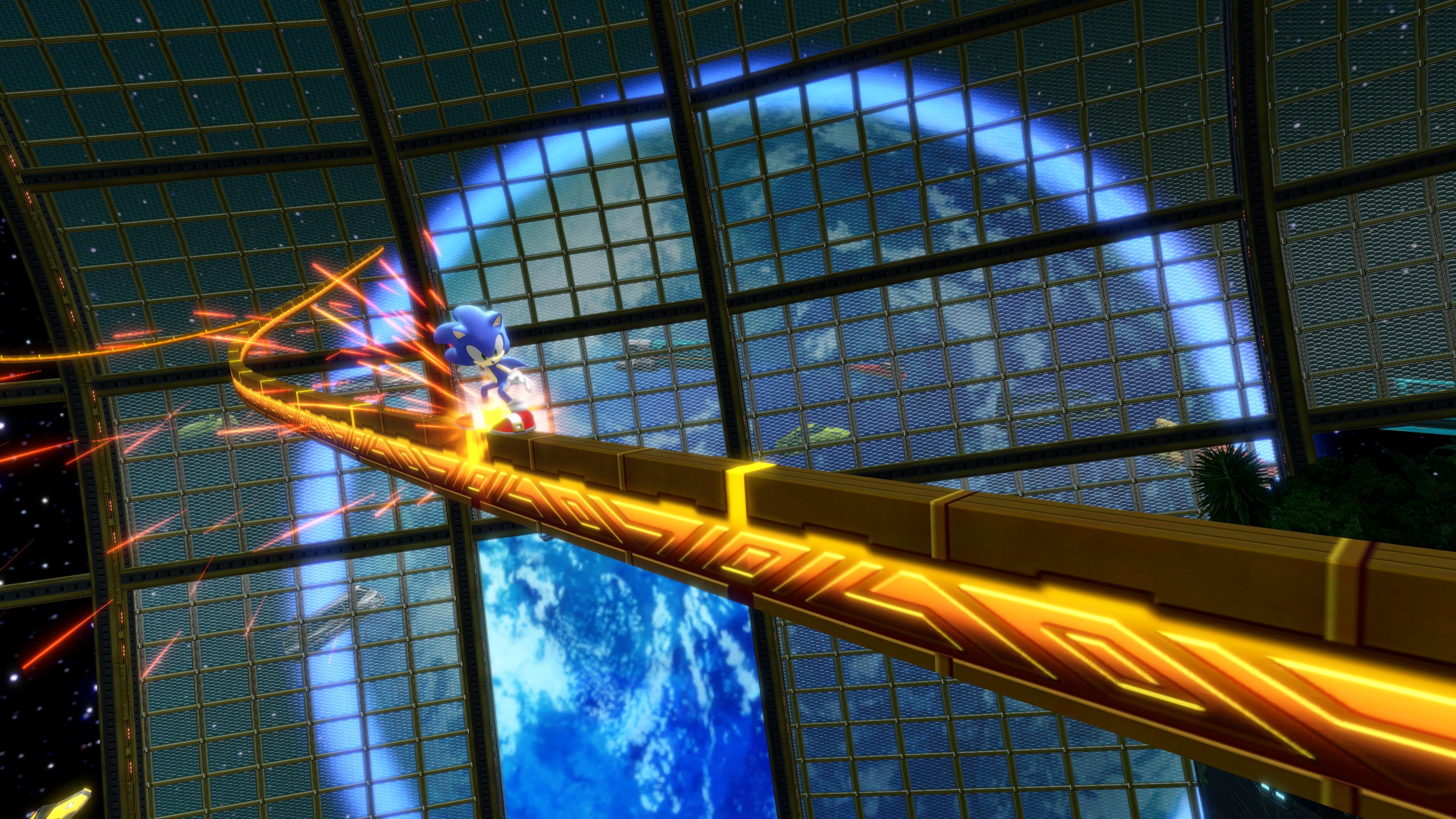 Скриншот №6 к Sonic Colors Ultimate