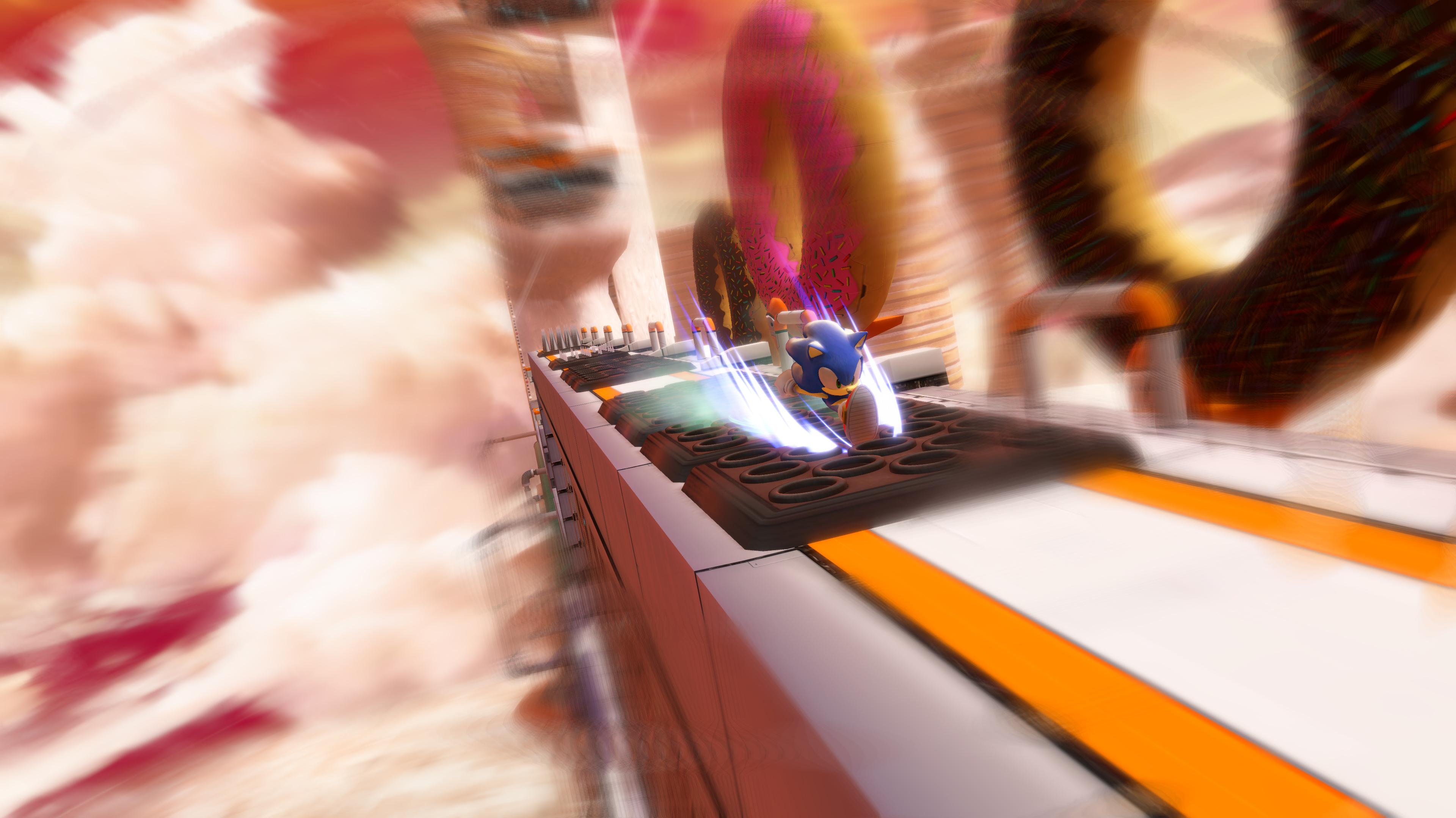 Скриншот №5 к Sonic Colors Ultimate