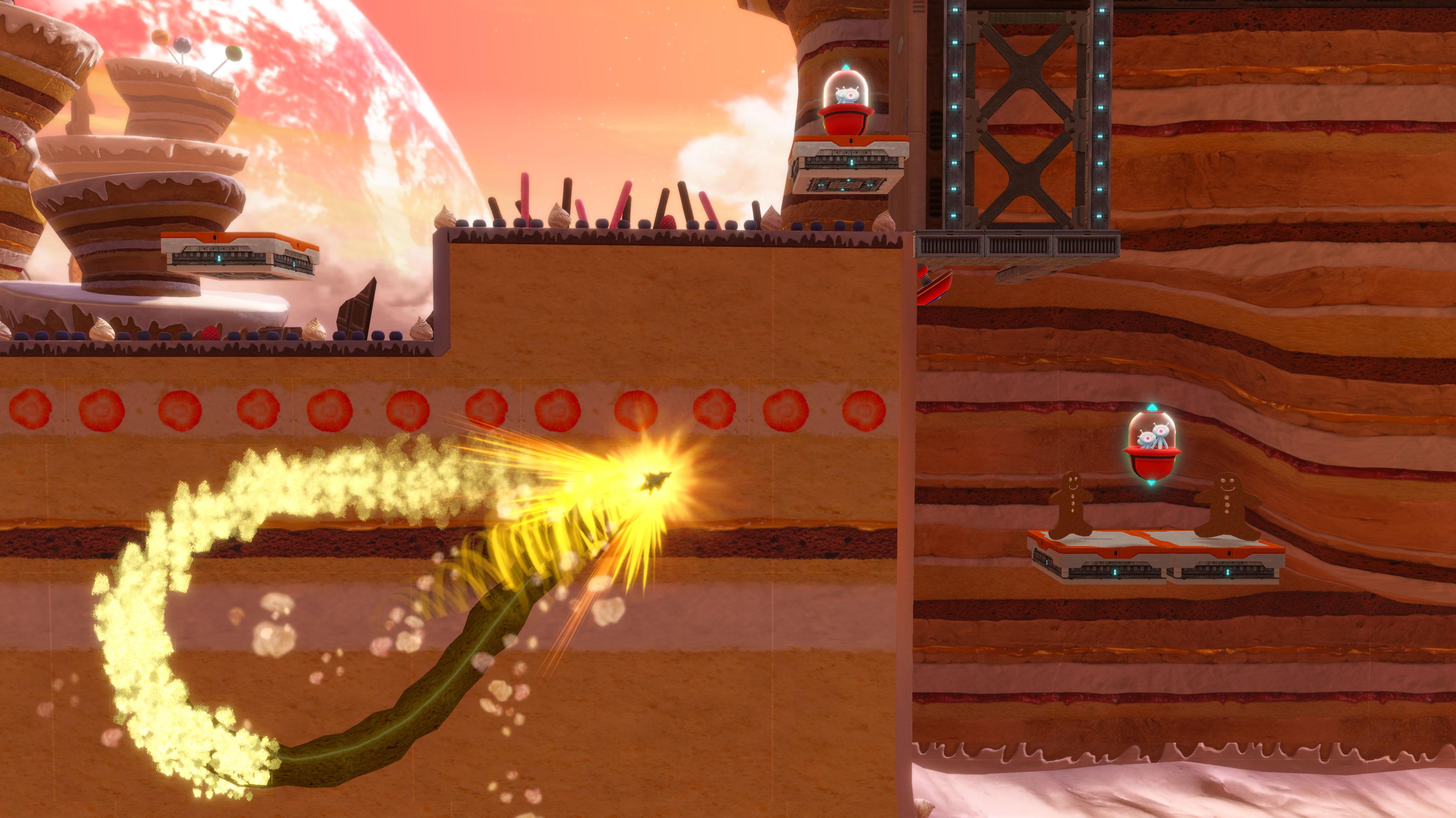 Скриншот №4 к Sonic Colors Ultimate