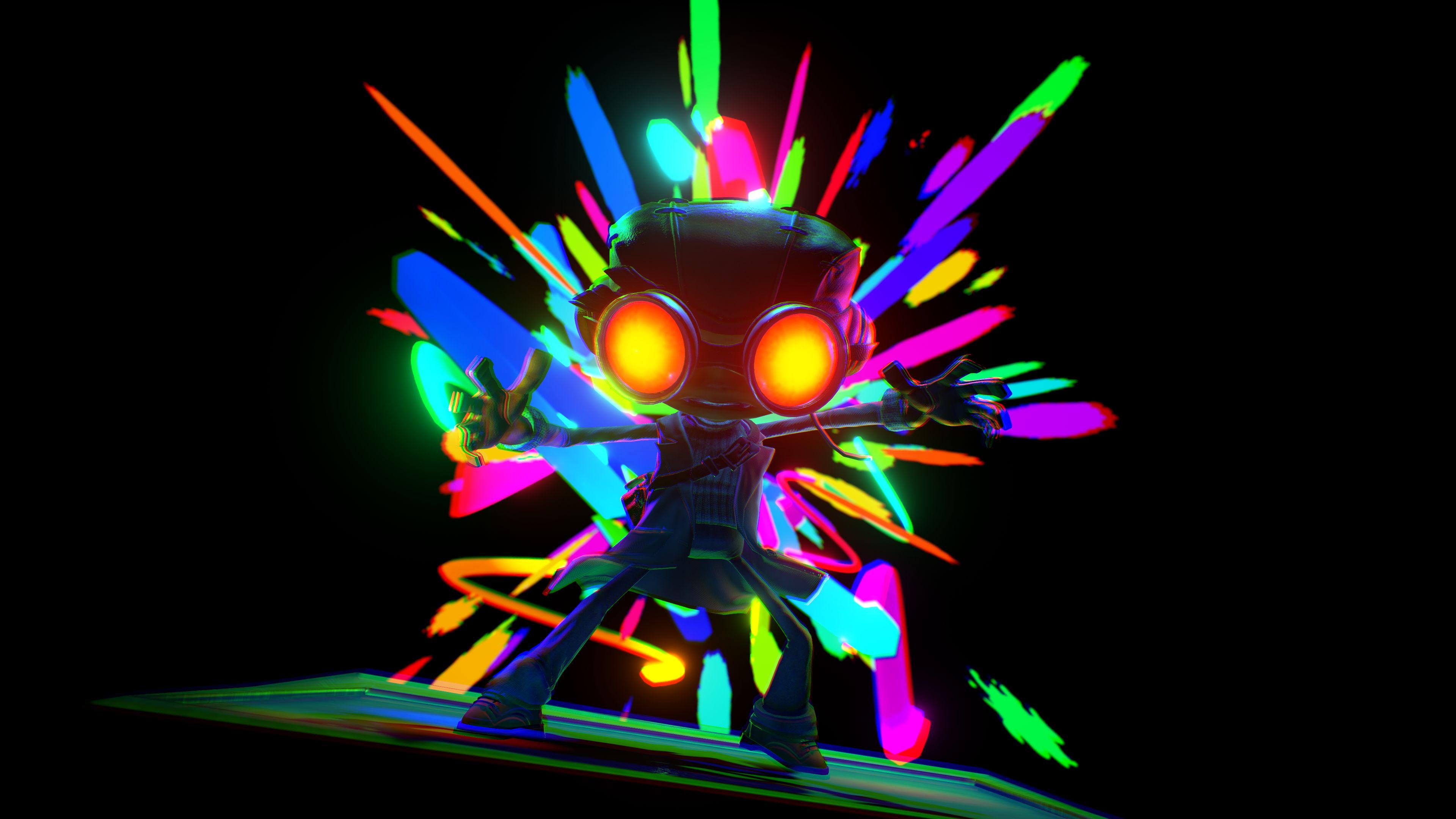 Скриншот №4 к Psychonauts 2