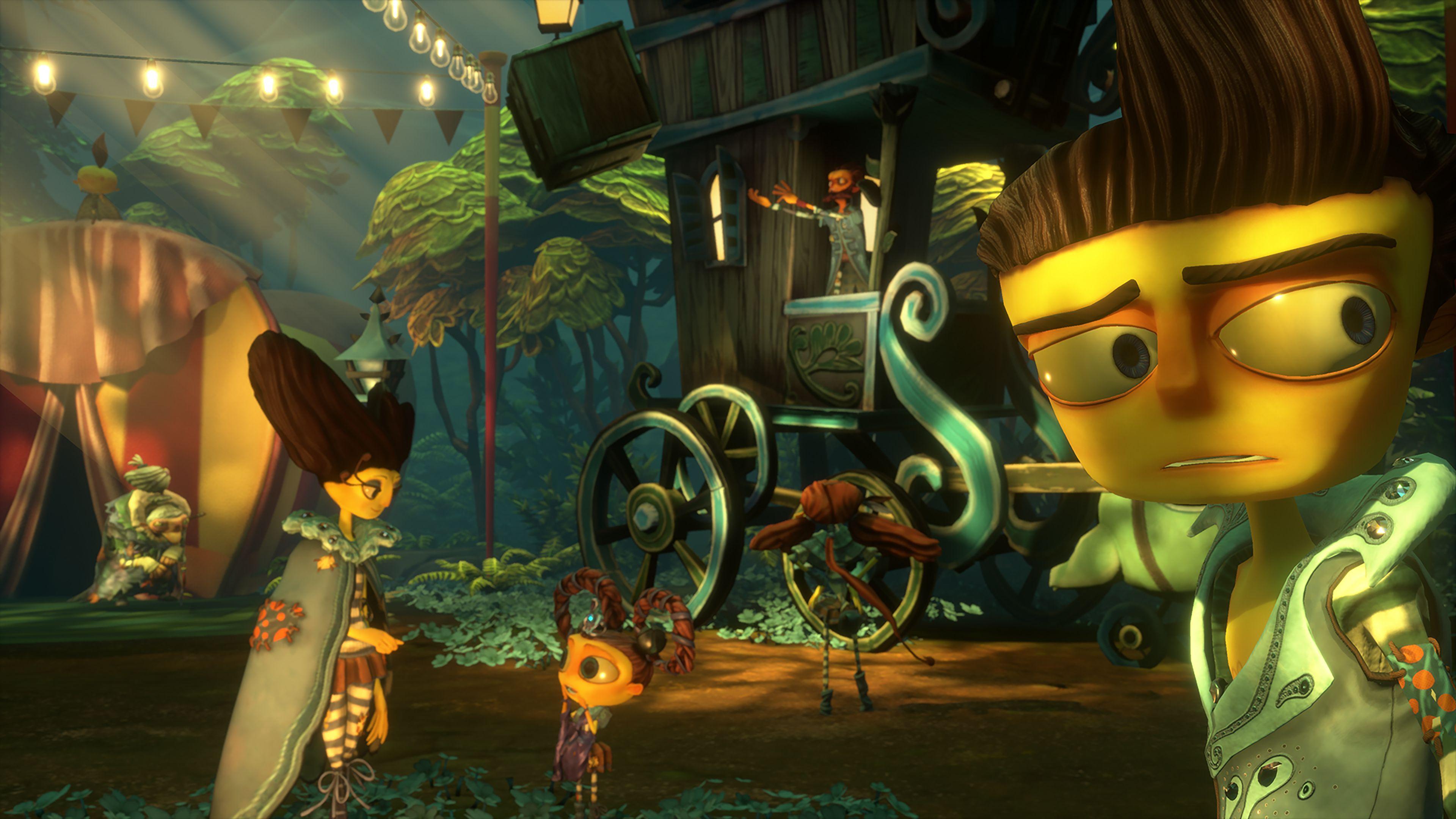 Скриншот №7 к Psychonauts 2