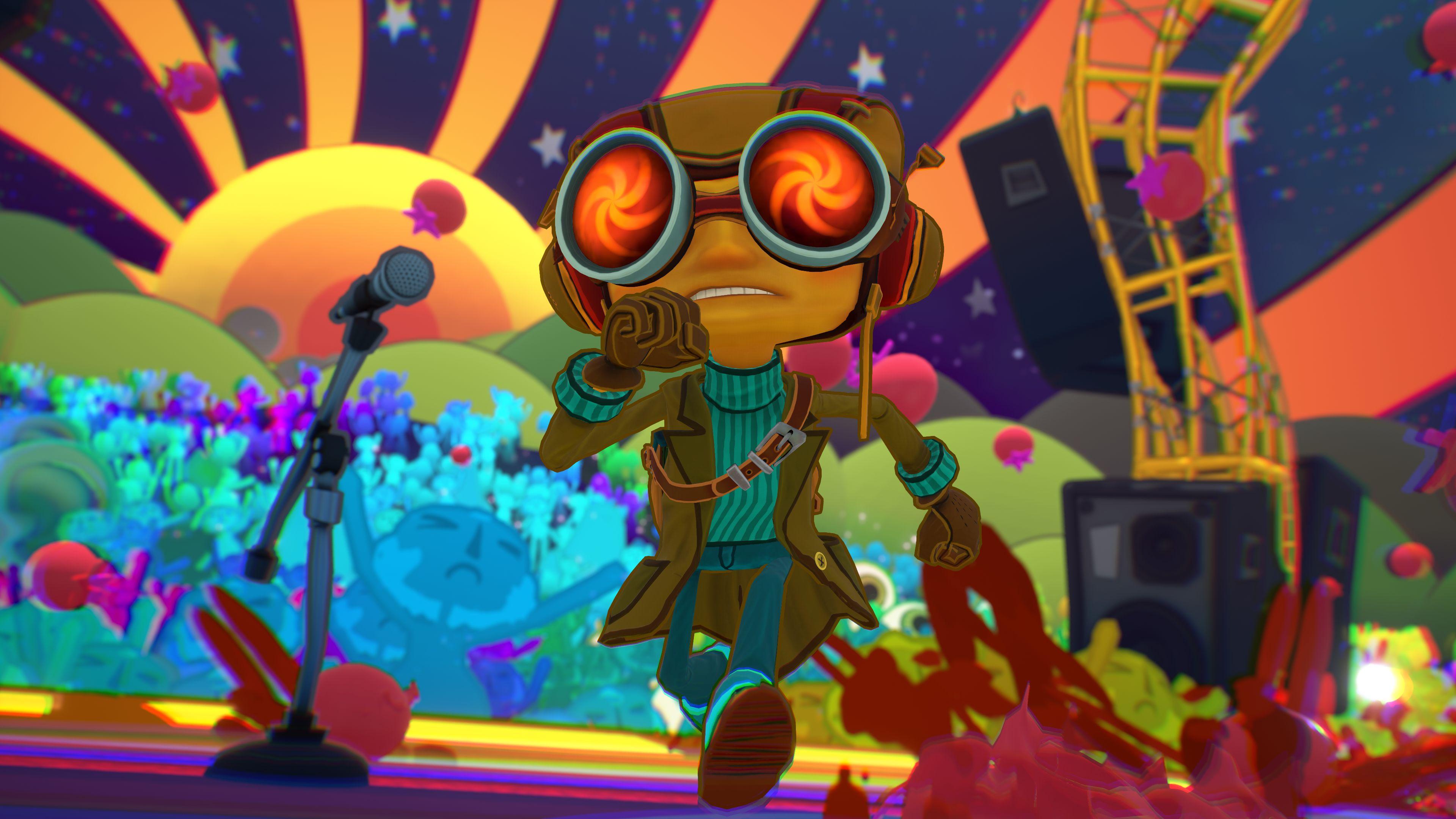 Скриншот №2 к Psychonauts 2