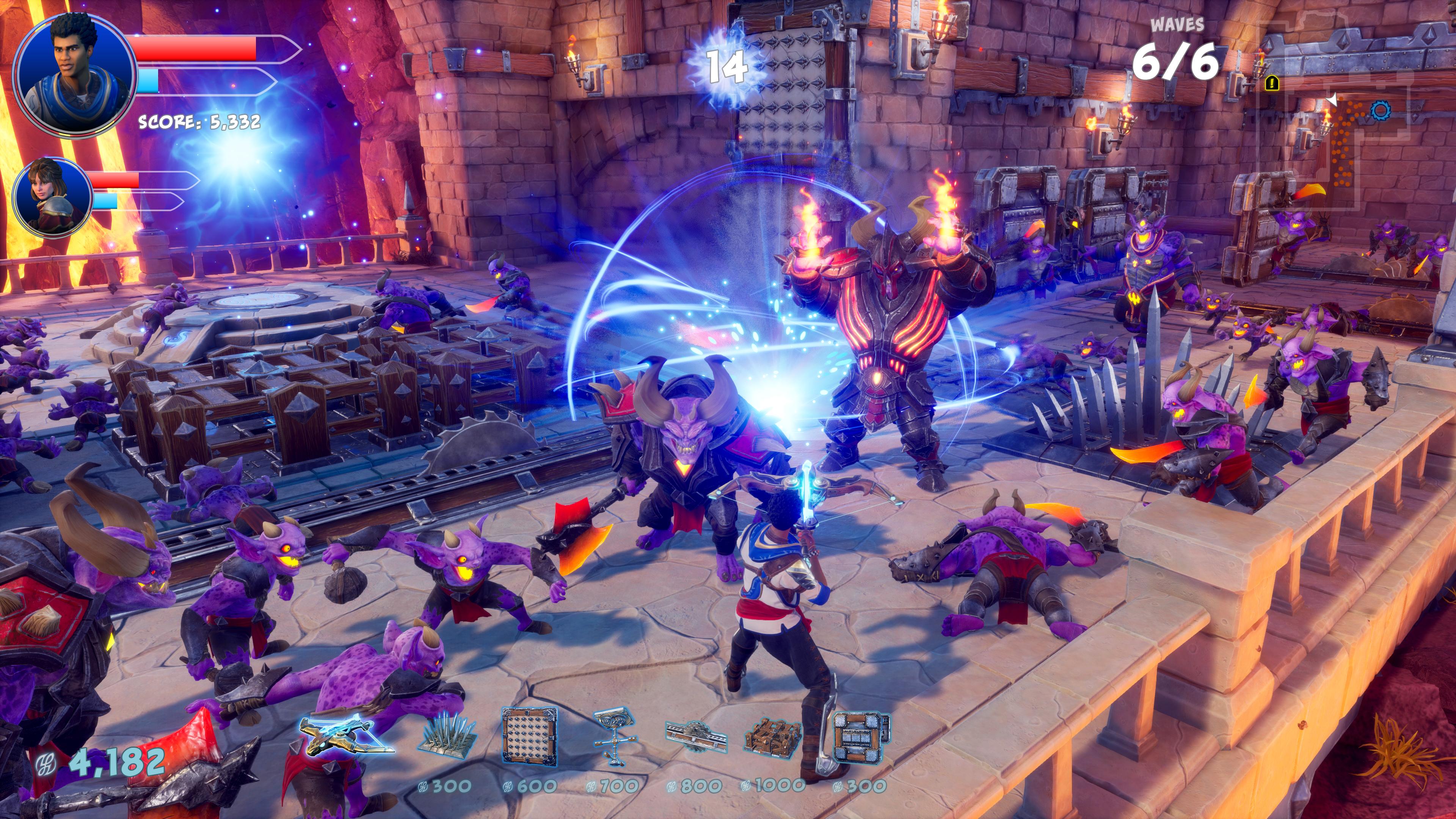Скриншот №4 к Orcs Must Die! 3