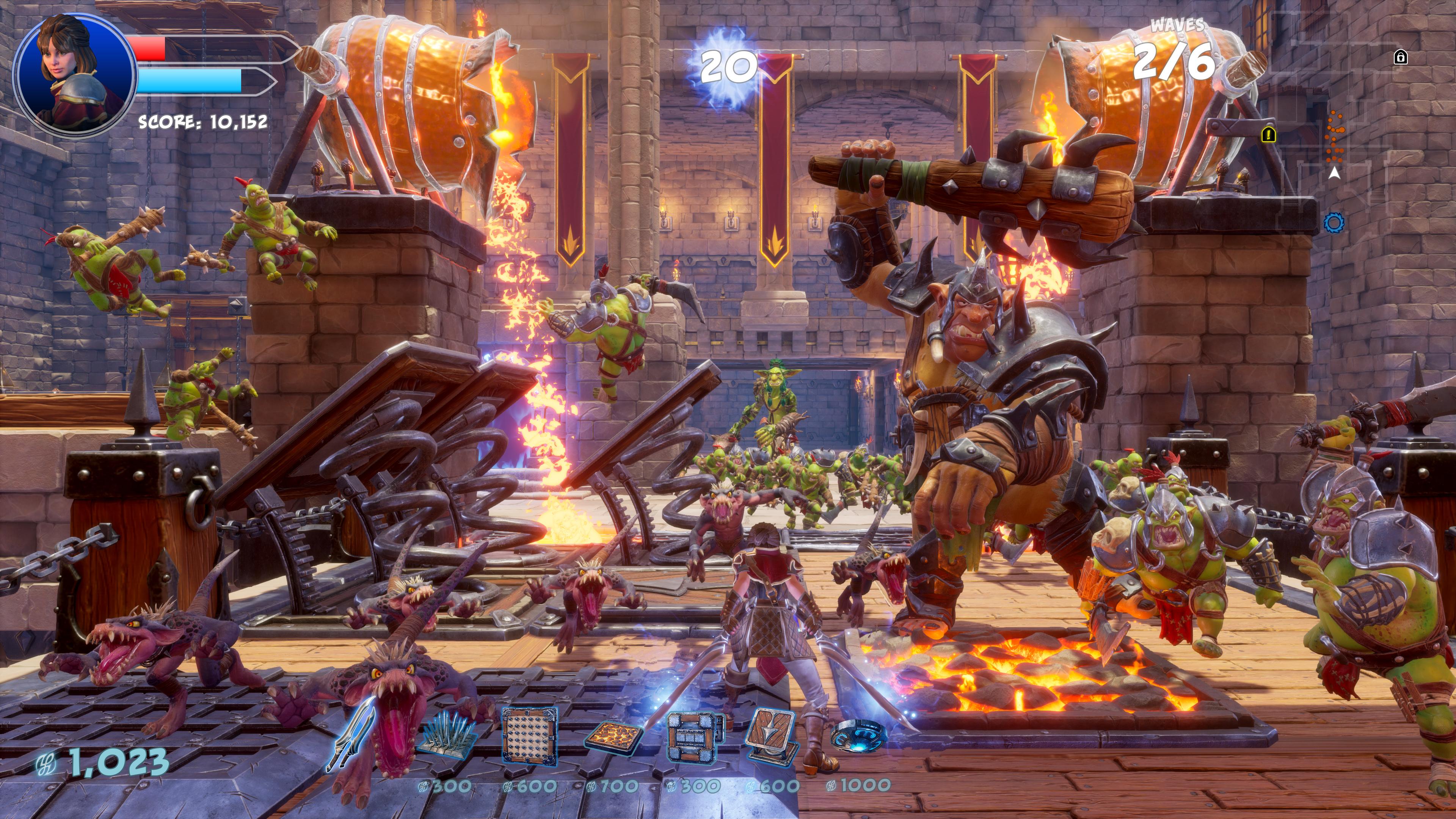 Скриншот №1 к Orcs Must Die! 3