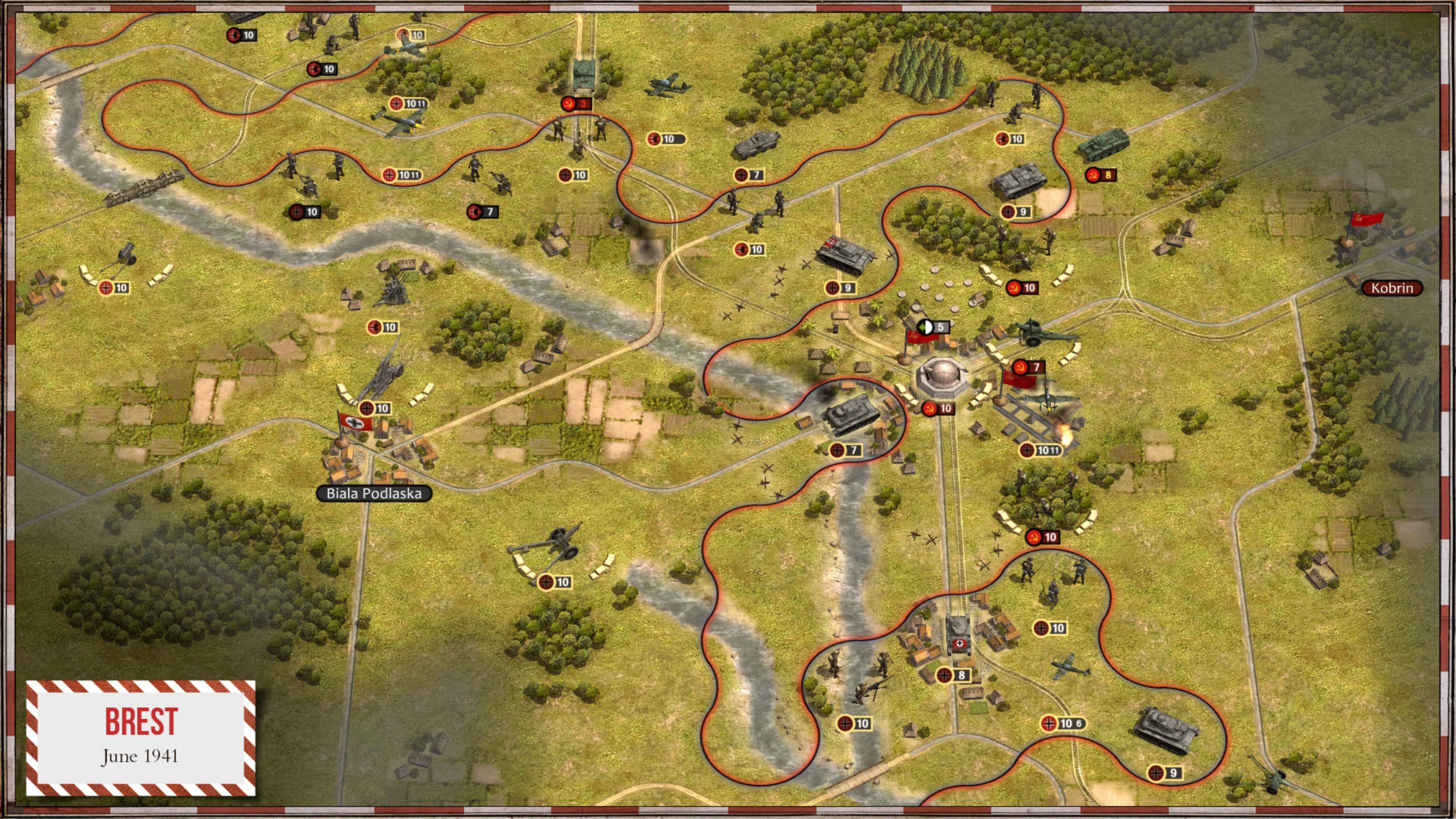 Скриншот №3 к Order of Battle World War II