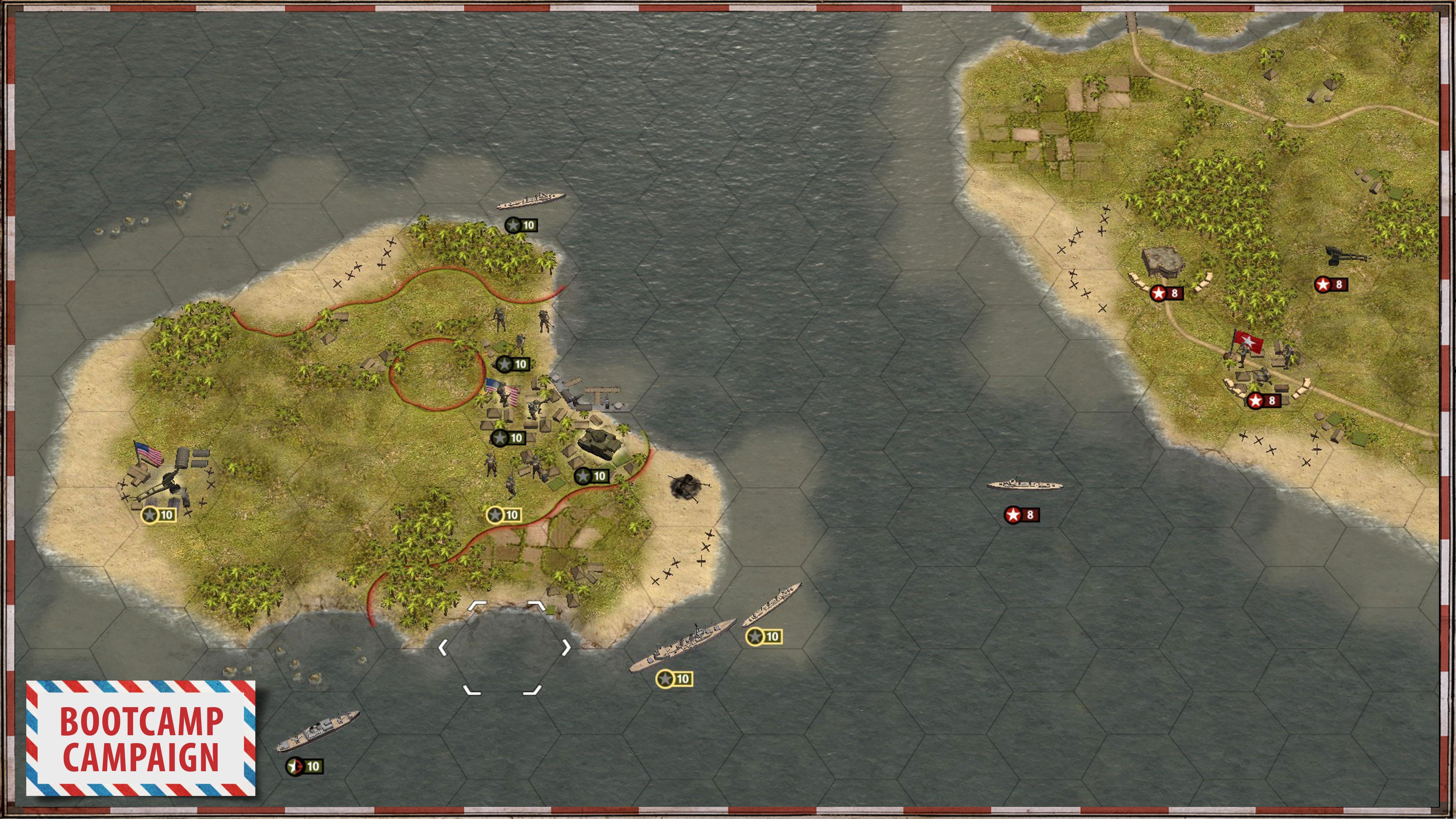 Скриншот №6 к Order of Battle World War II