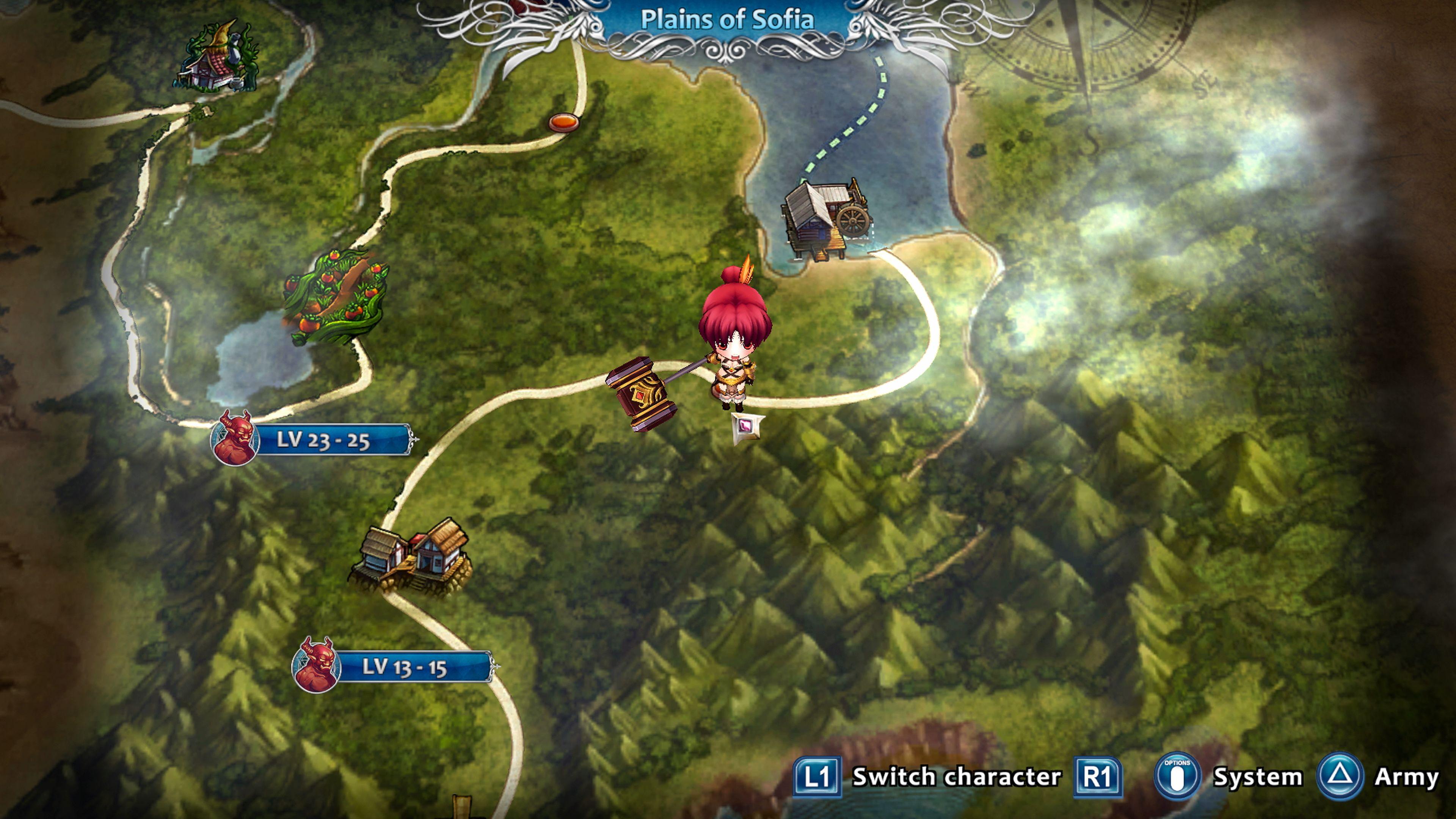 Скриншот №10 к Empire of Angels IV