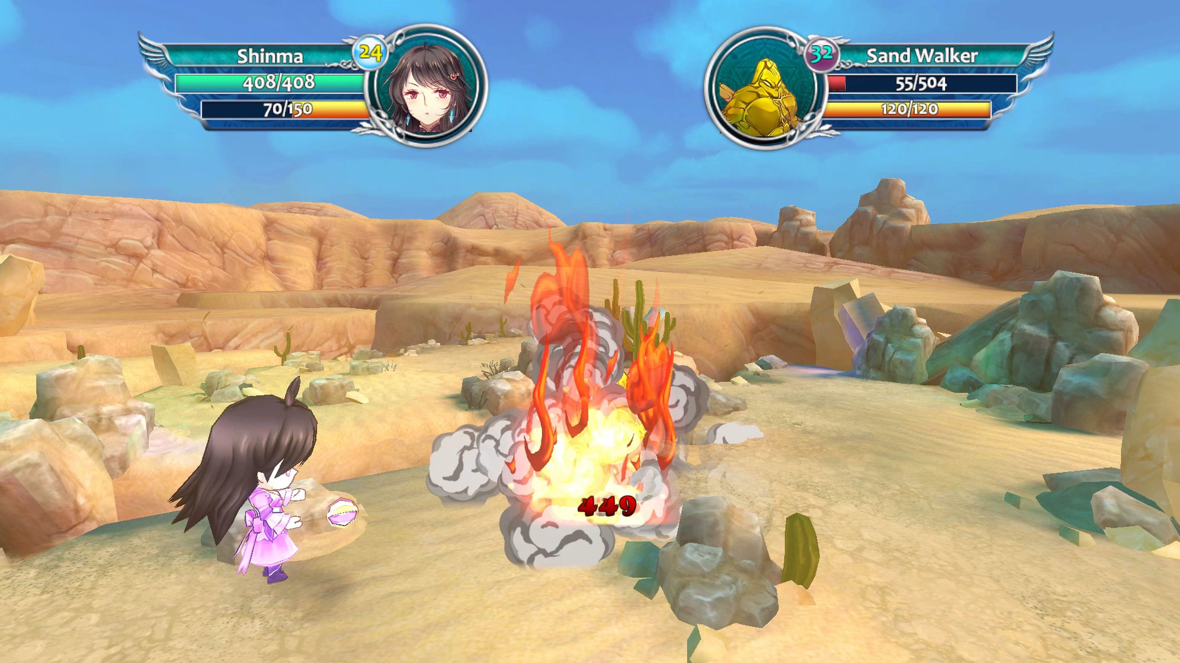 Скриншот №7 к Empire of Angels IV