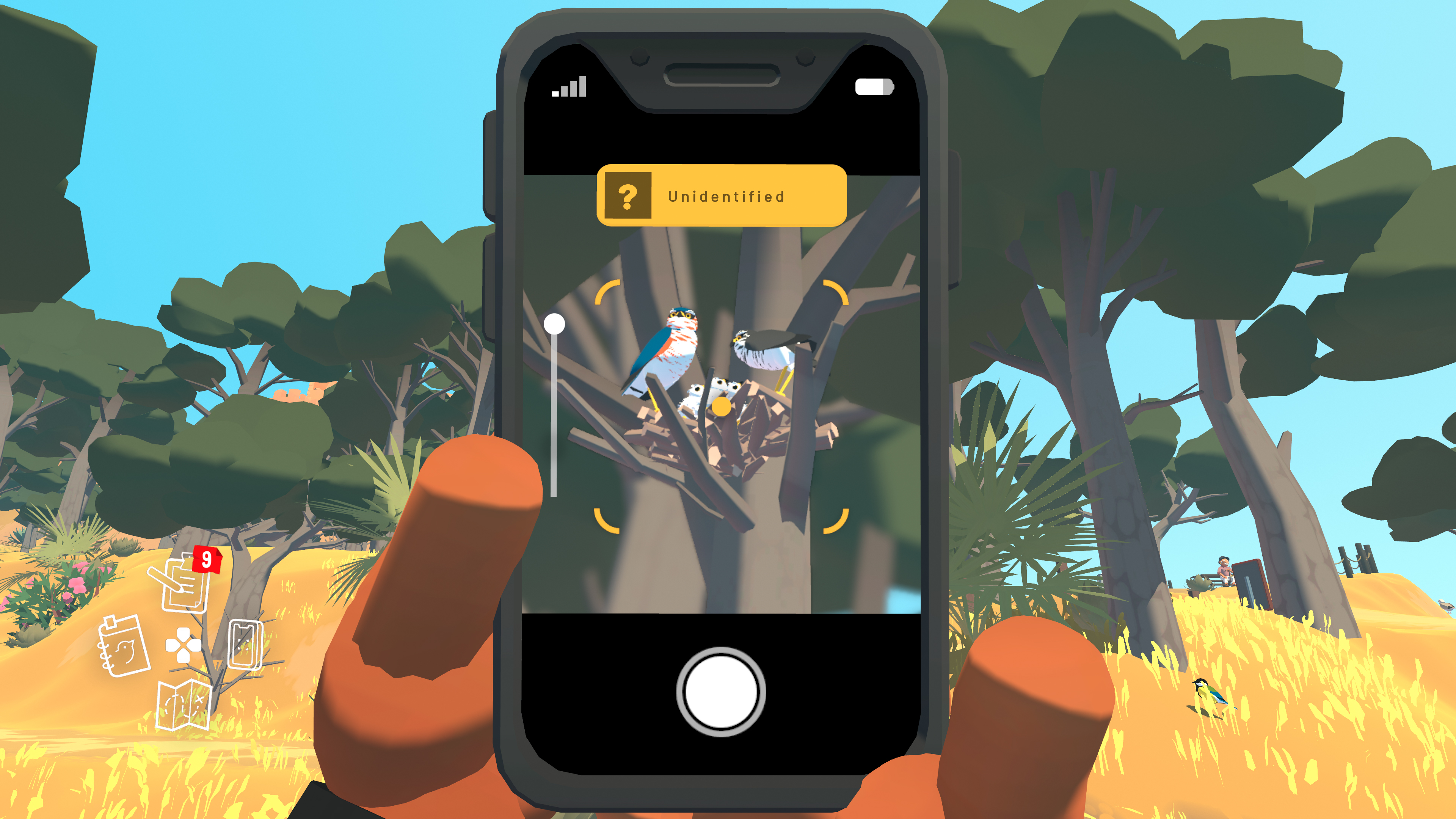 Скриншот №3 к Alba A Wildlife Adventure