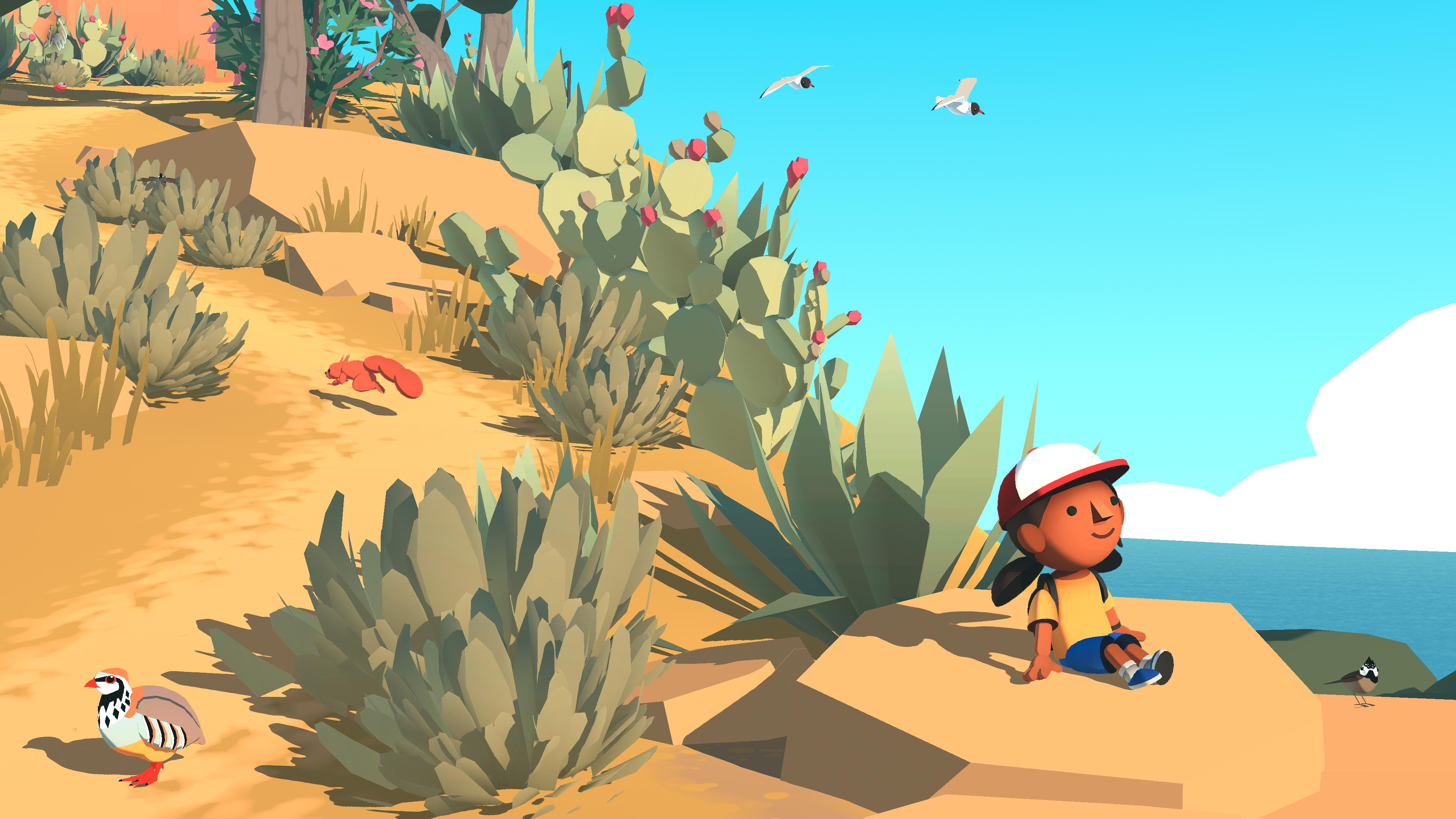Скриншот №1 к Alba A Wildlife Adventure