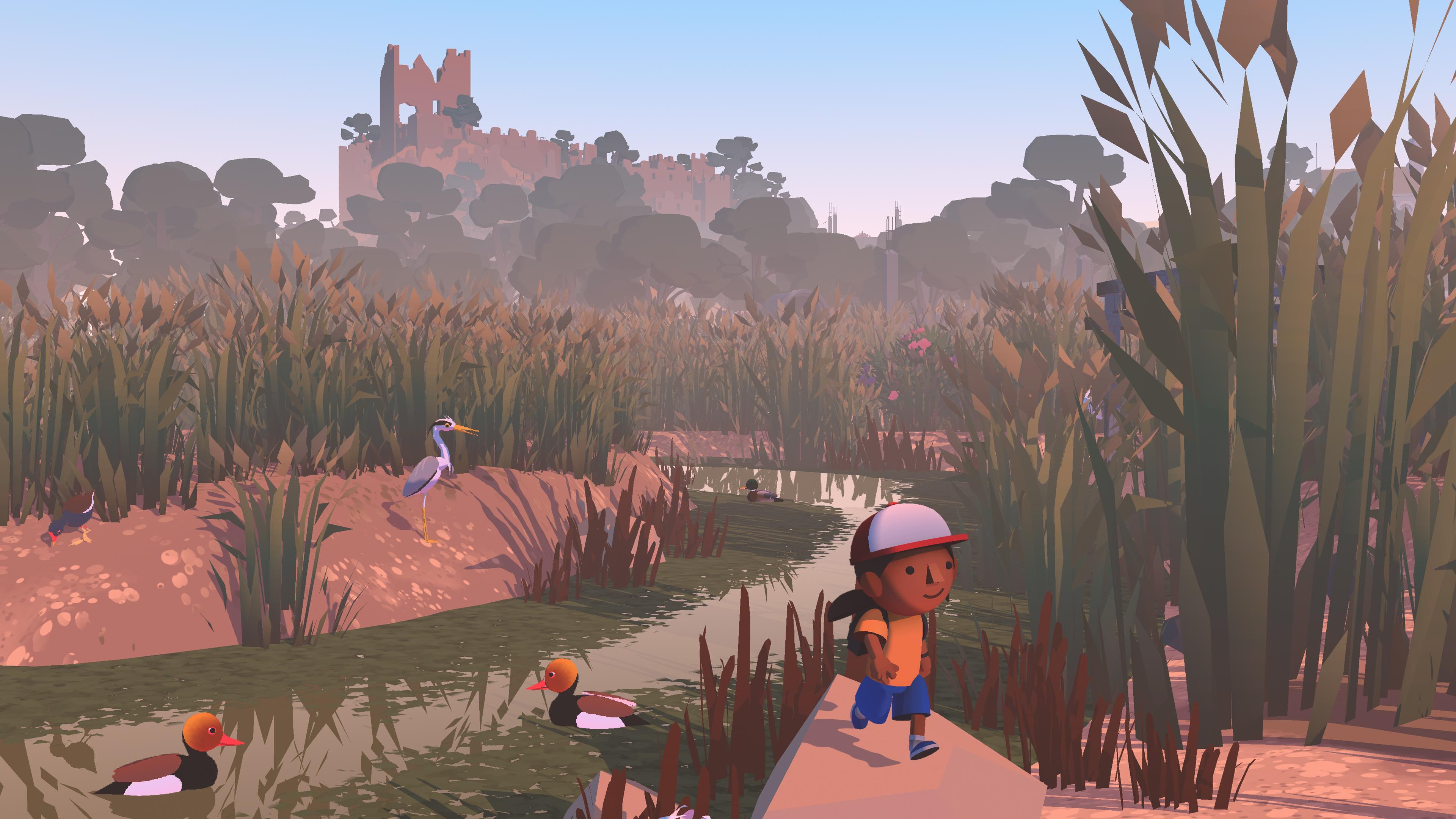 Скриншот №4 к Alba A Wildlife Adventure