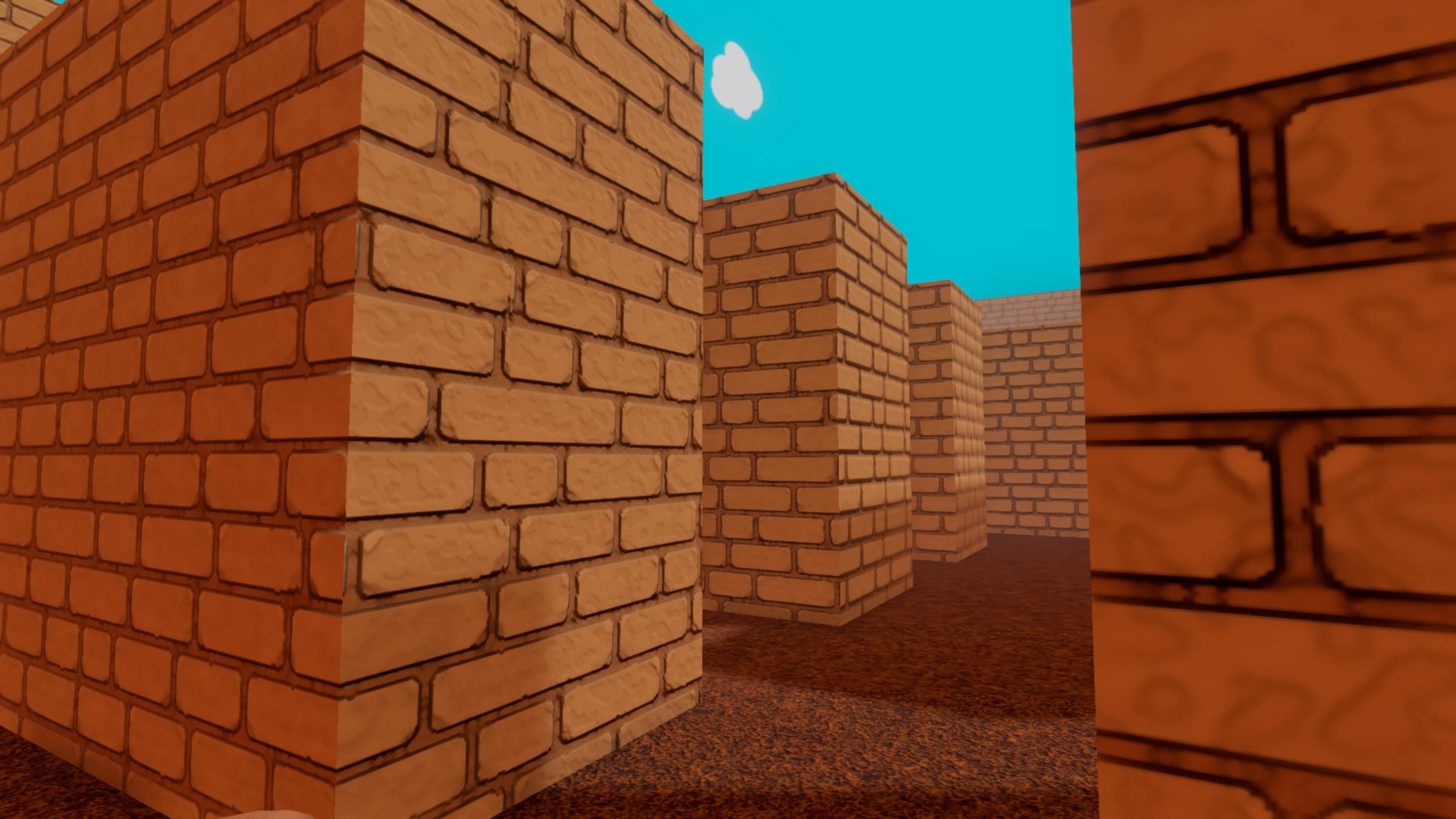 Скриншот №1 к Maze Pedestal of Trials