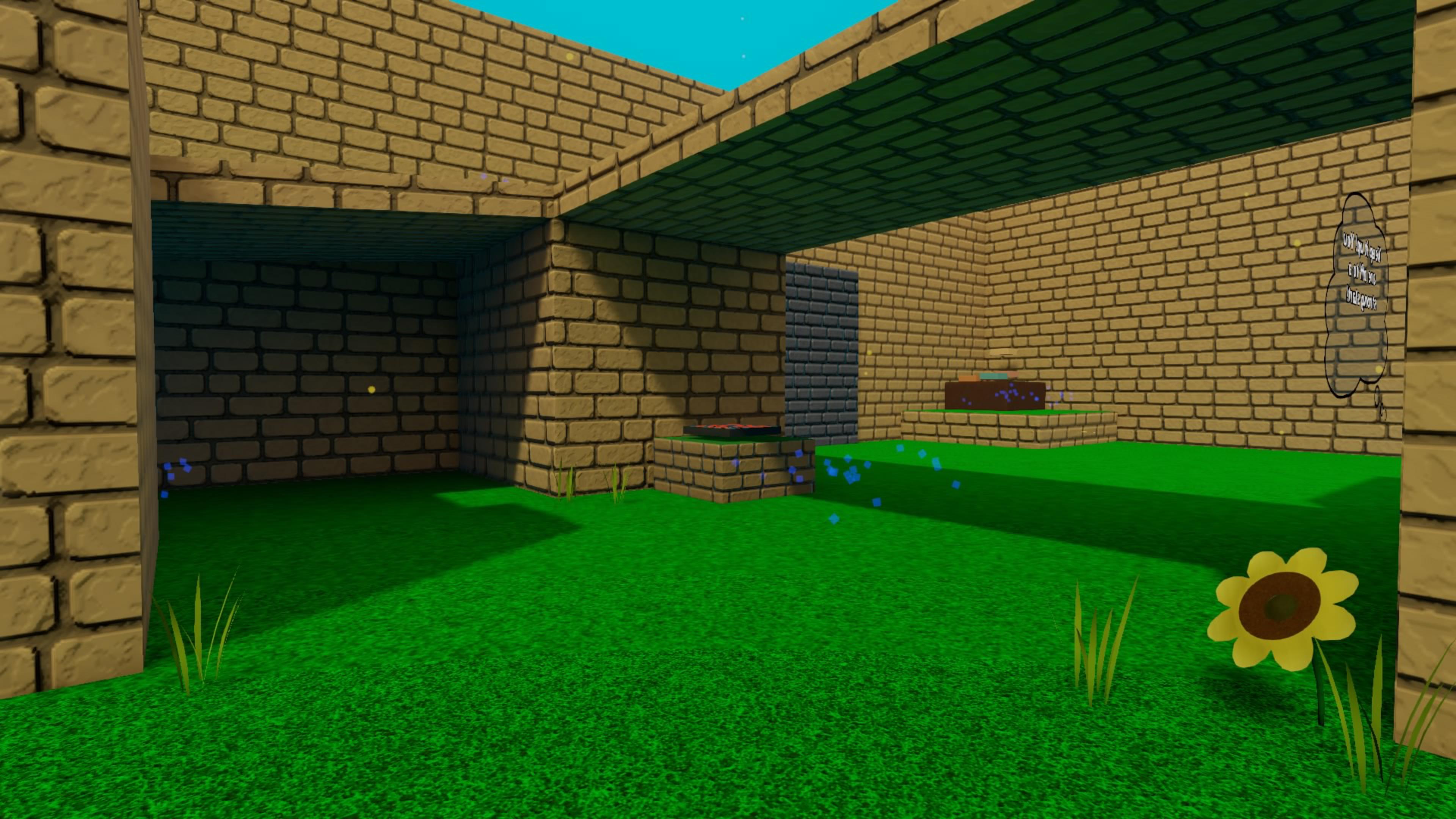 Скриншот №4 к Maze Pedestal of Trials