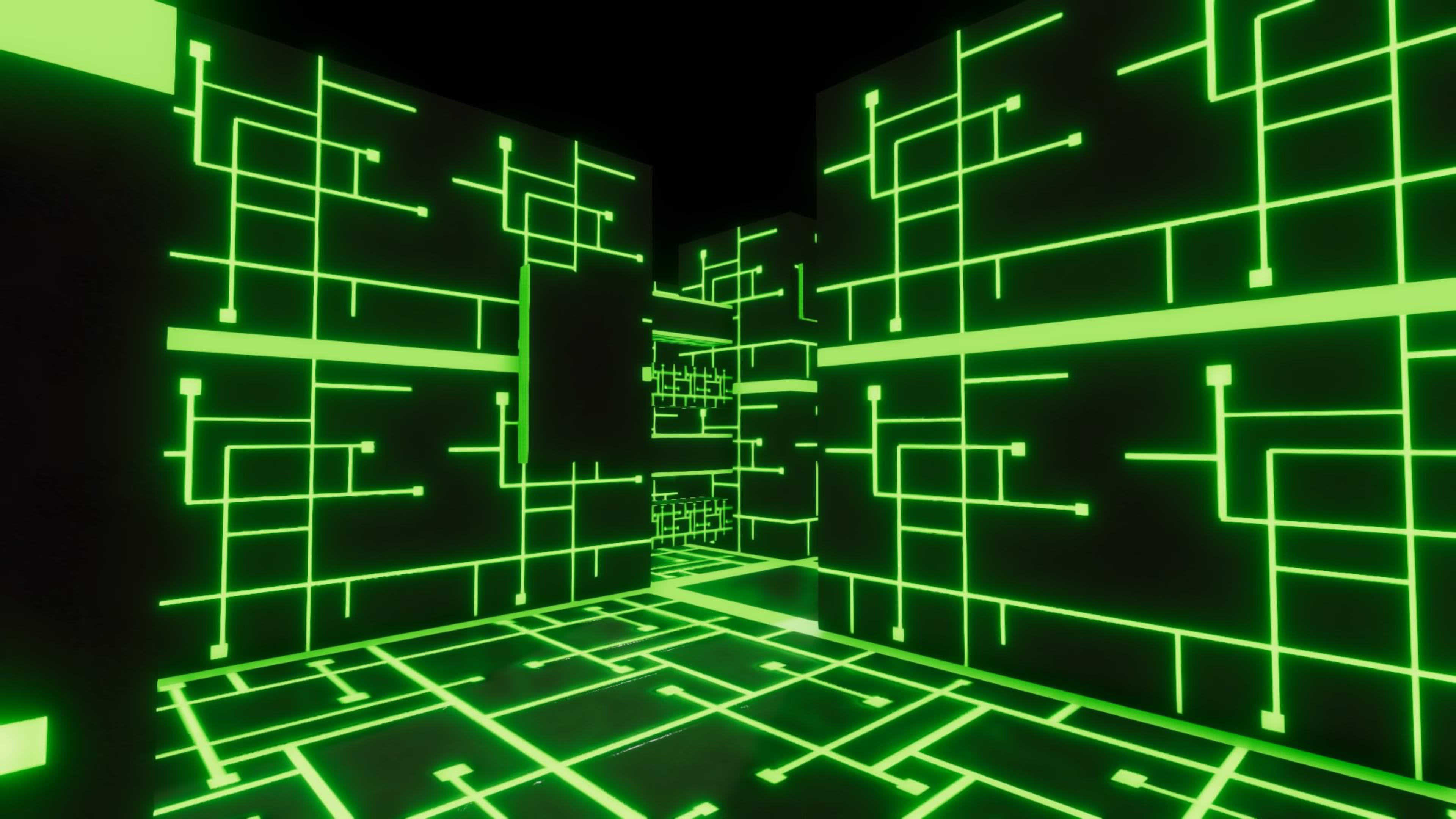 Скриншот №3 к Maze Pedestal of Trials