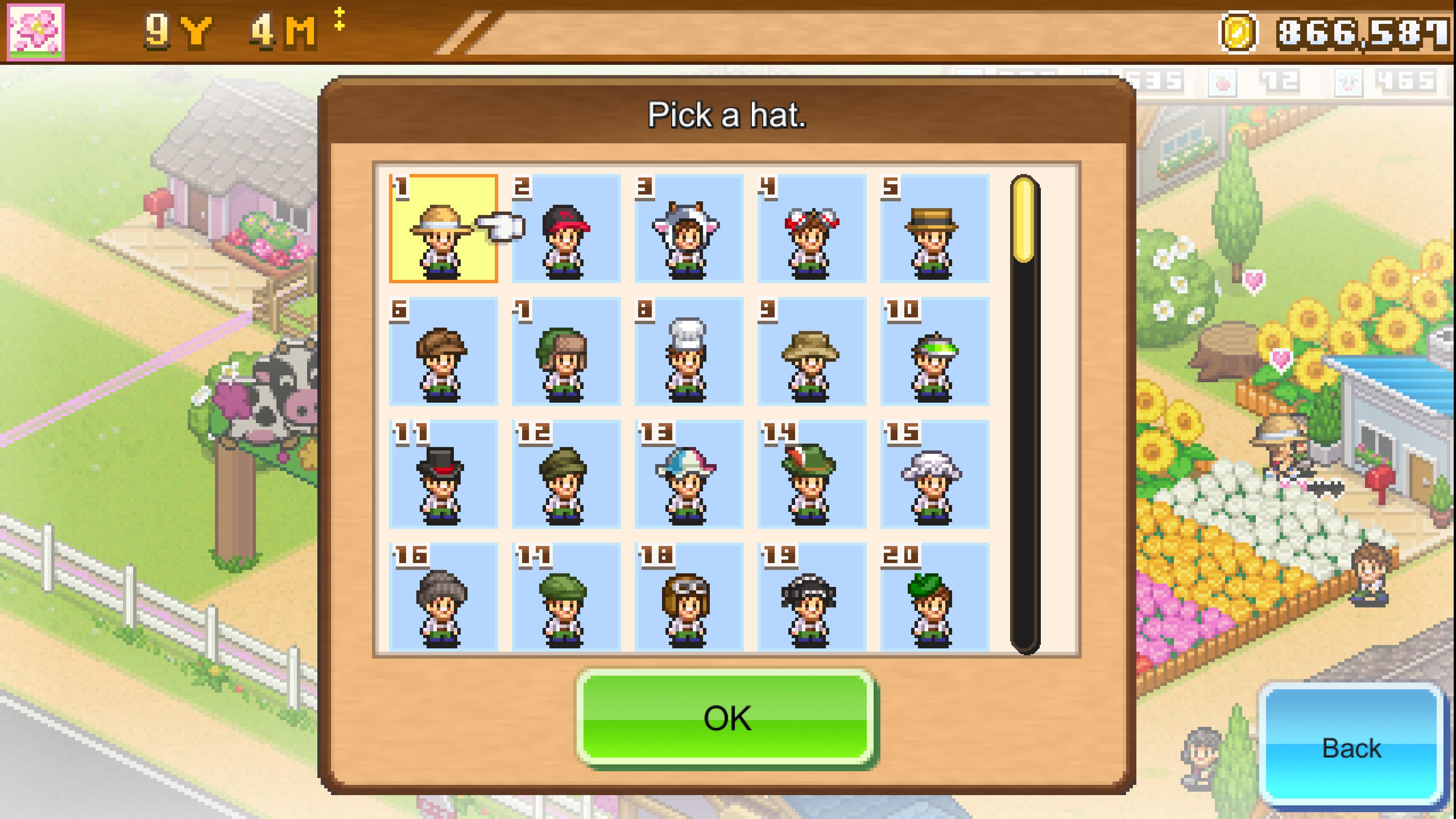 Скриншот №5 к 8-Bit Farm