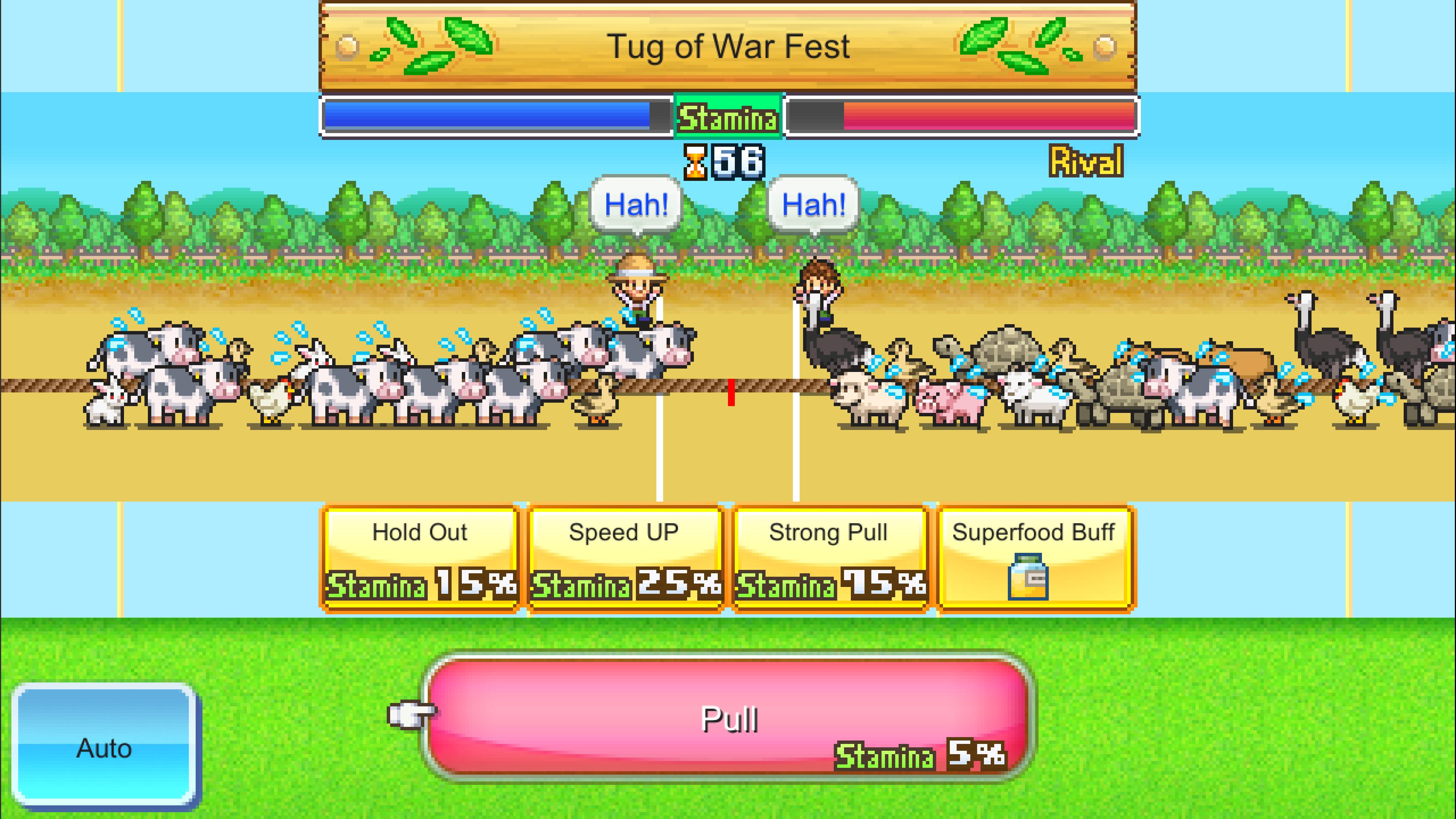 Скриншот №4 к 8-Bit Farm