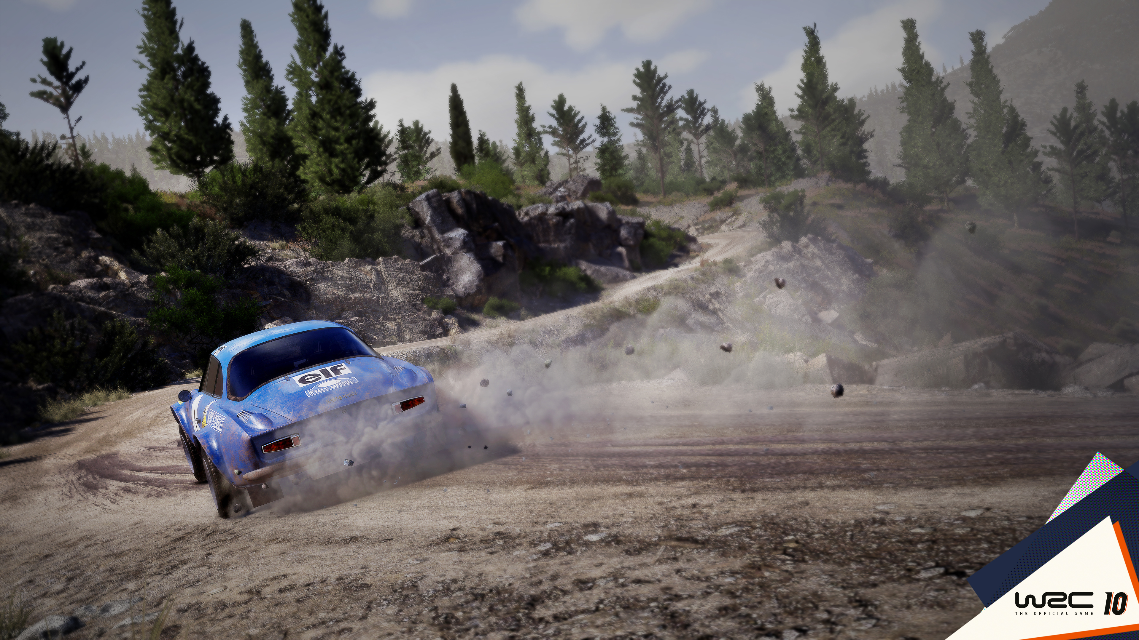 Скриншот №10 к WRC 10 - Deluxe Edition PS4 and PS5