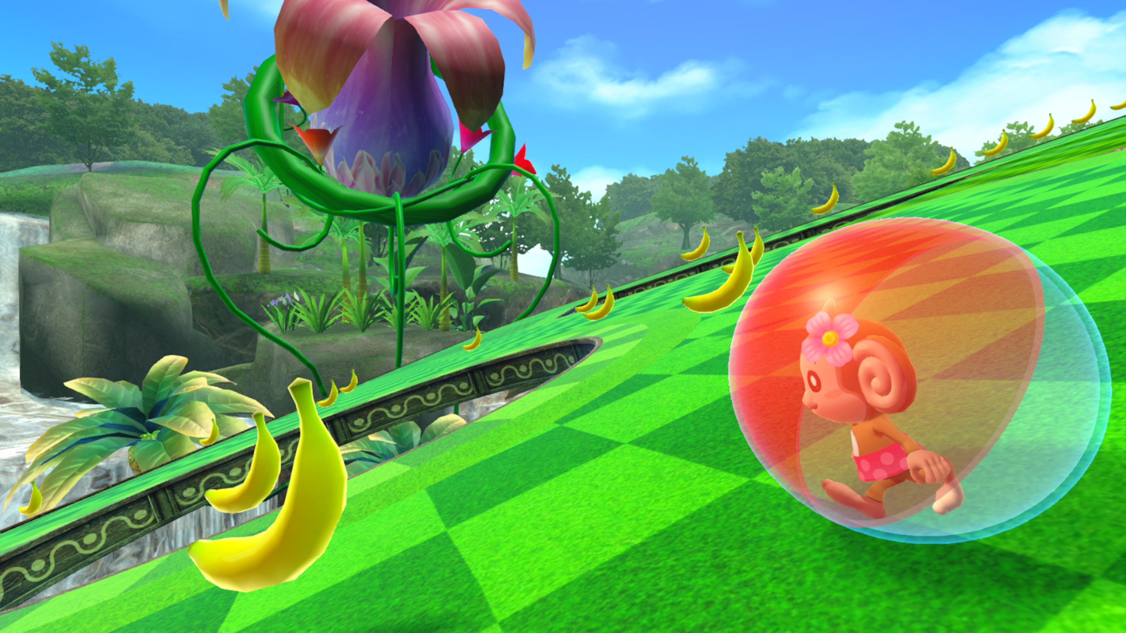 Скриншот №4 к Super Monkey Ball Banana Mania PS4 and PS5