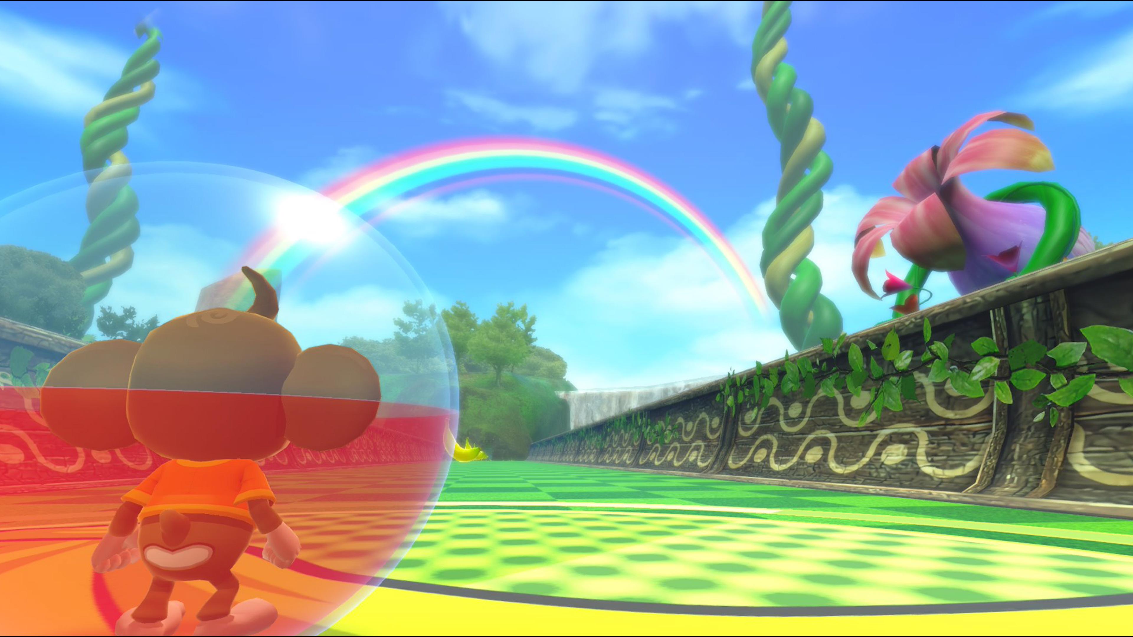 Скриншот №1 к Super Monkey Ball Banana Mania PS4 and PS5