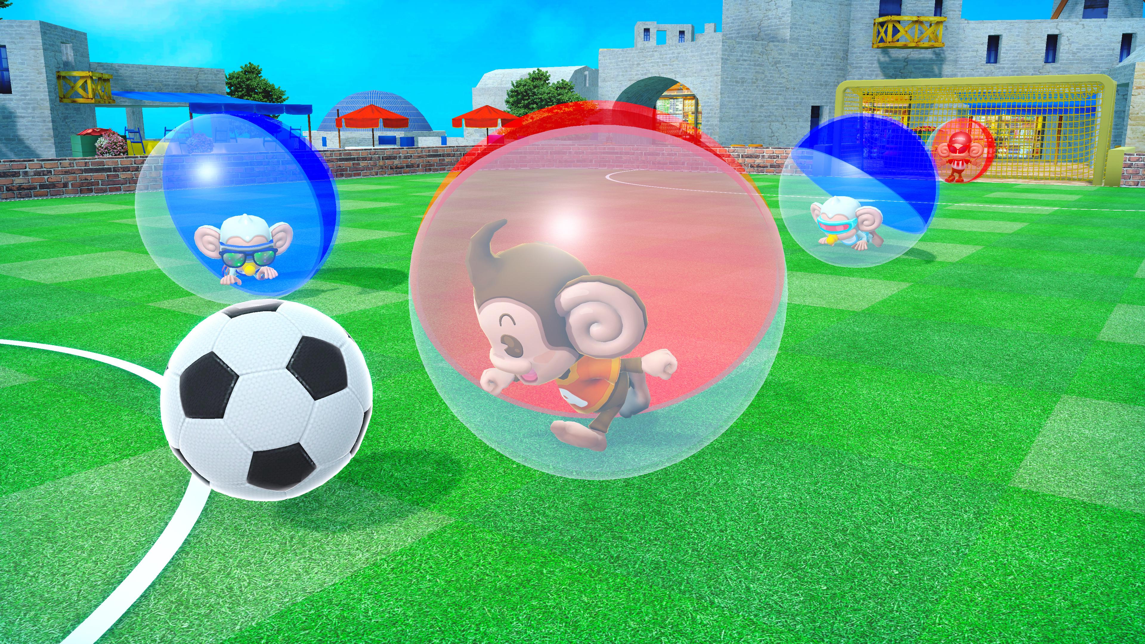Скриншот №5 к Super Monkey Ball Banana Mania PS4 and PS5