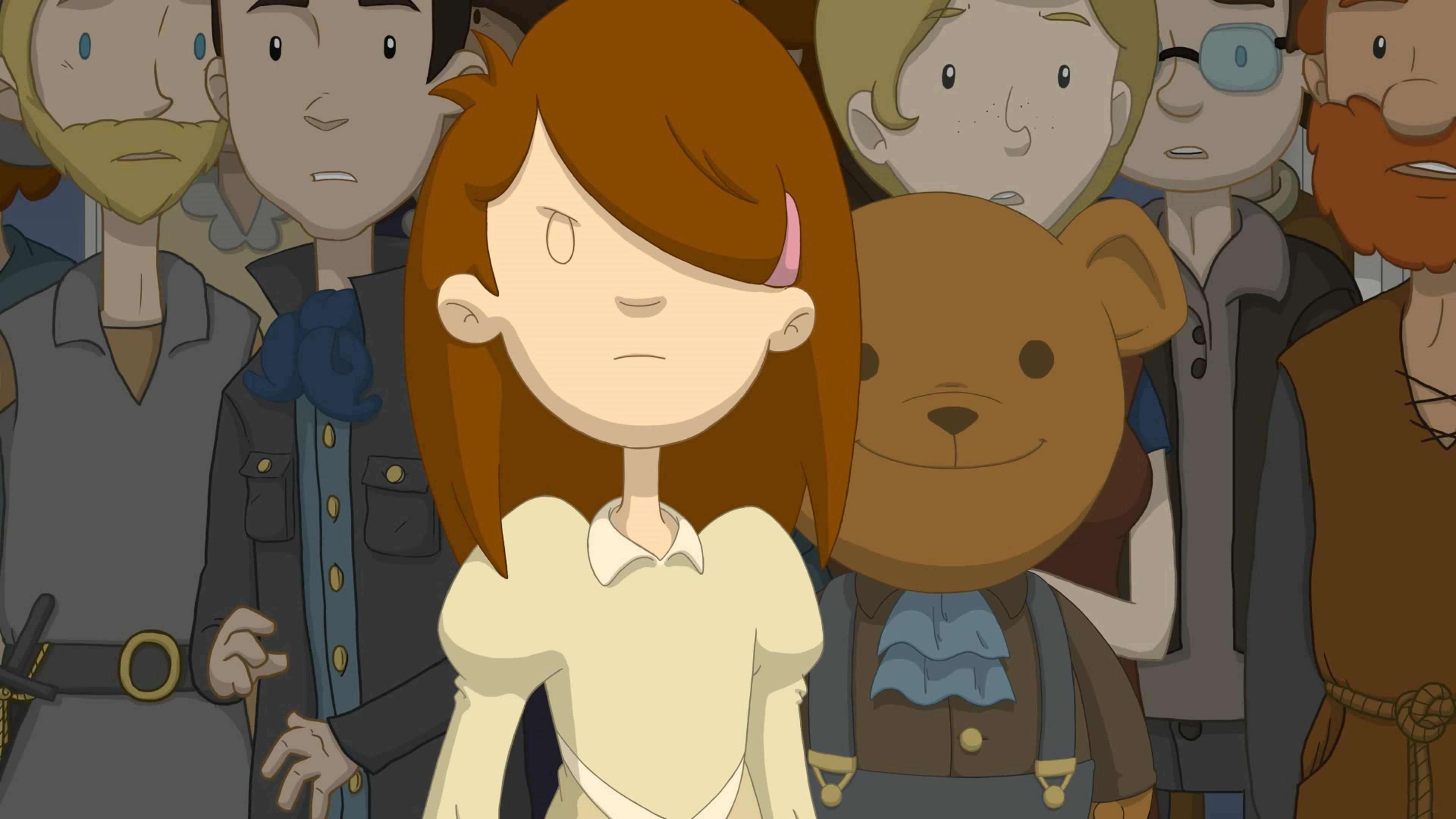 Скриншот №1 к Annas Quest