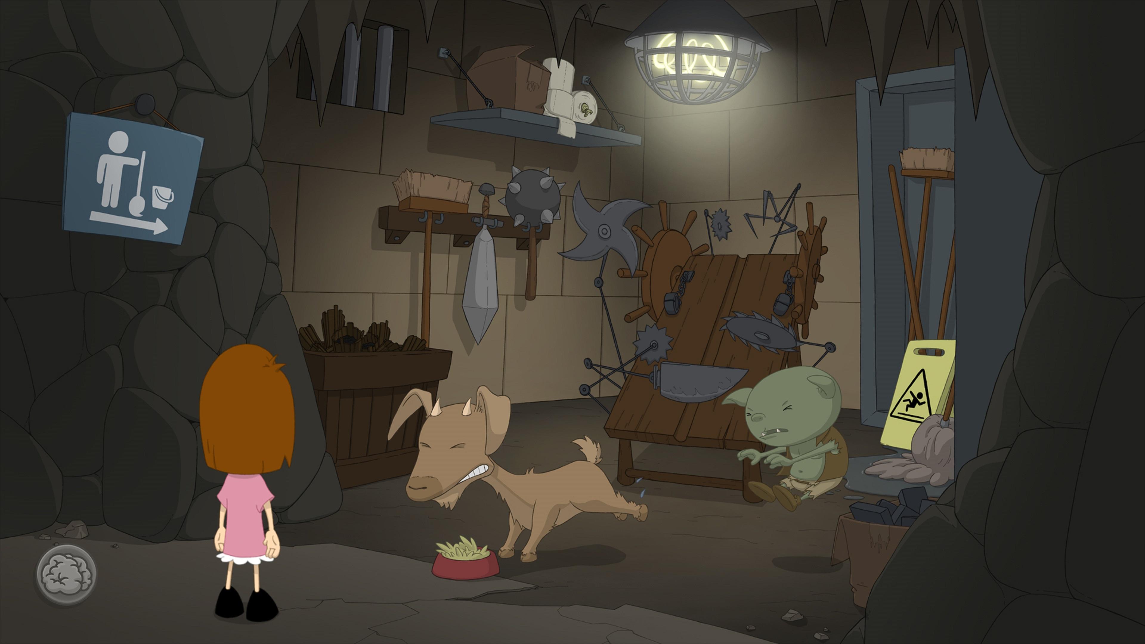 Скриншот №10 к Annas Quest