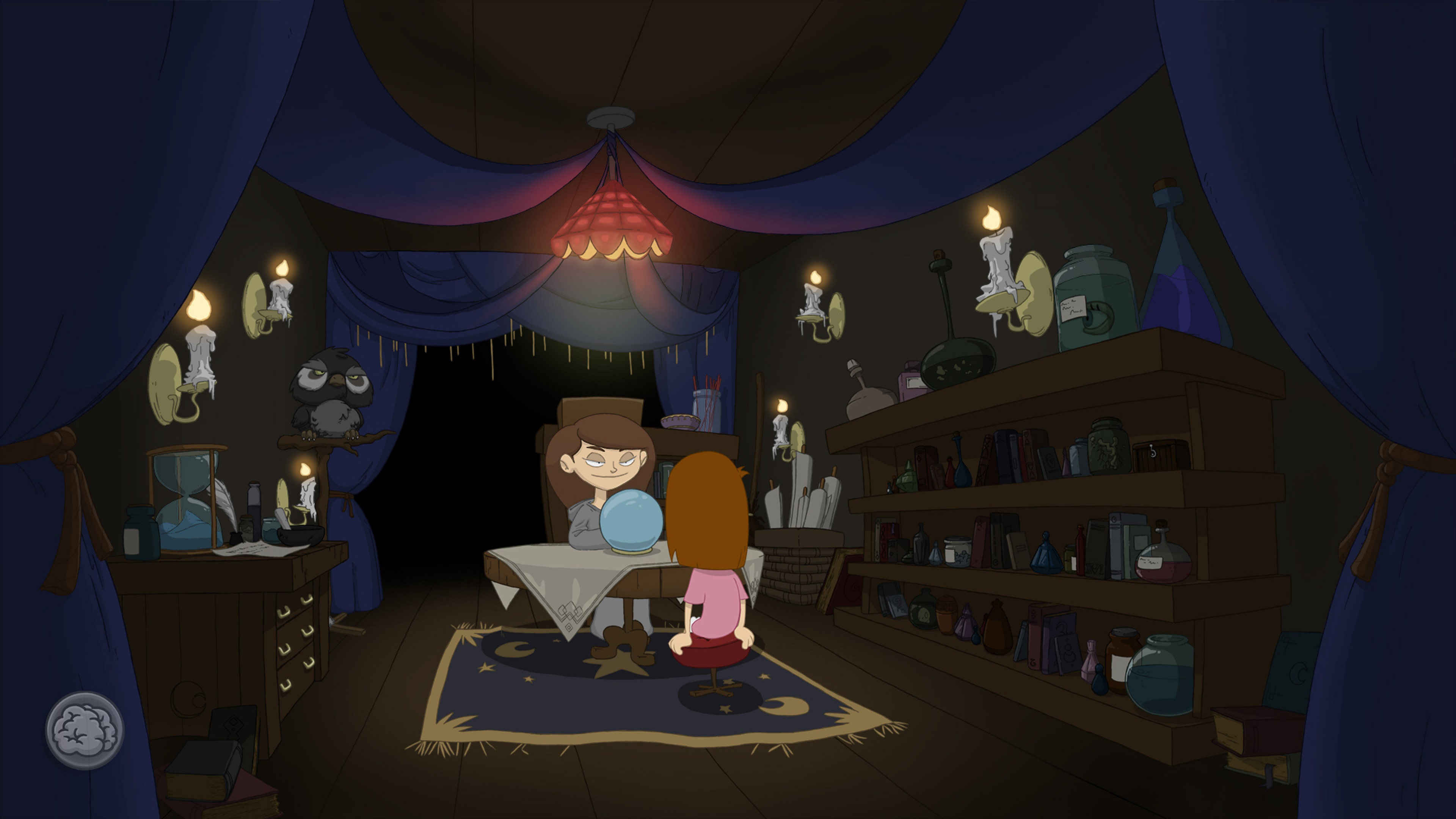 Скриншот №2 к Annas Quest