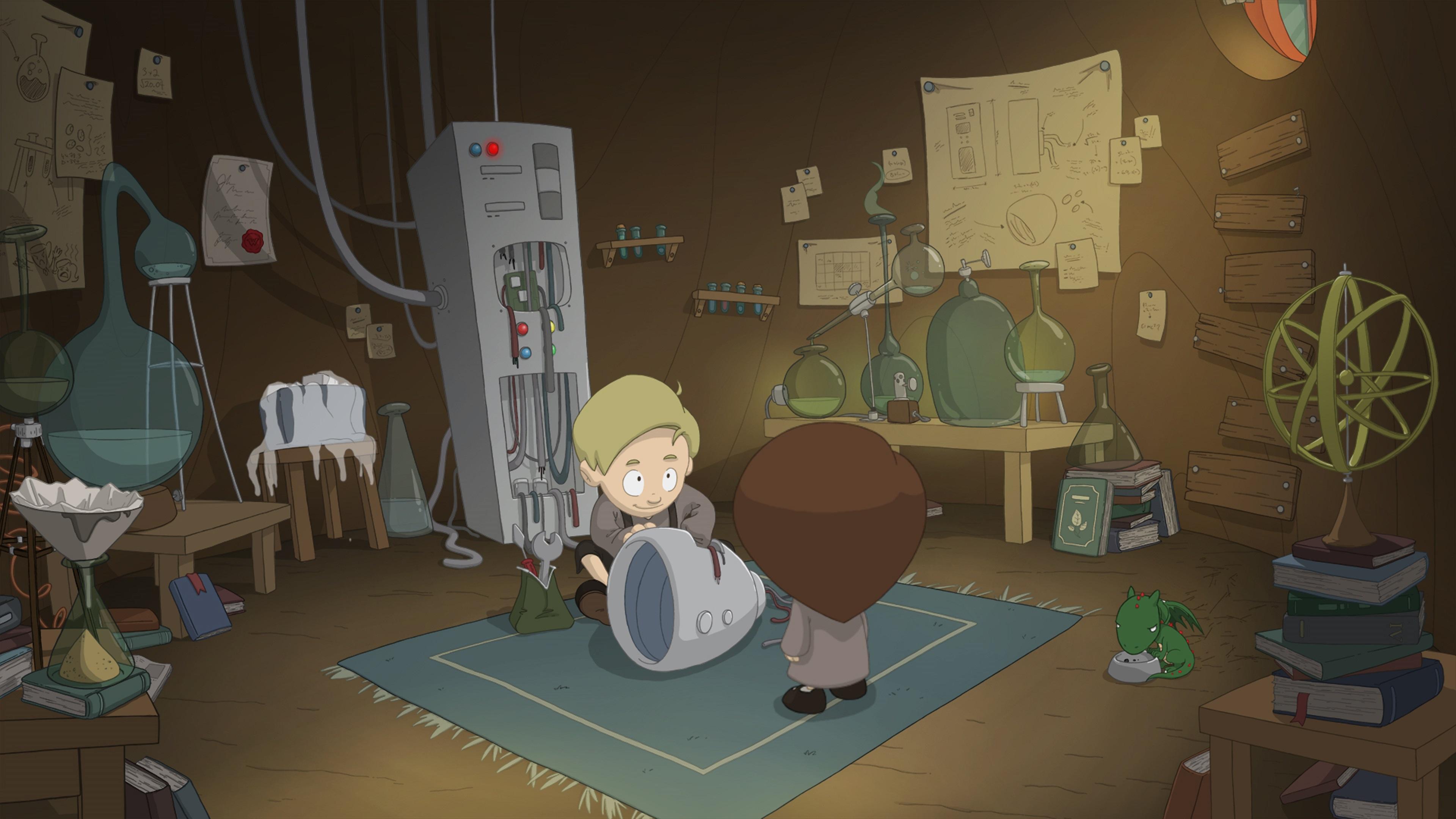 Скриншот №9 к Annas Quest