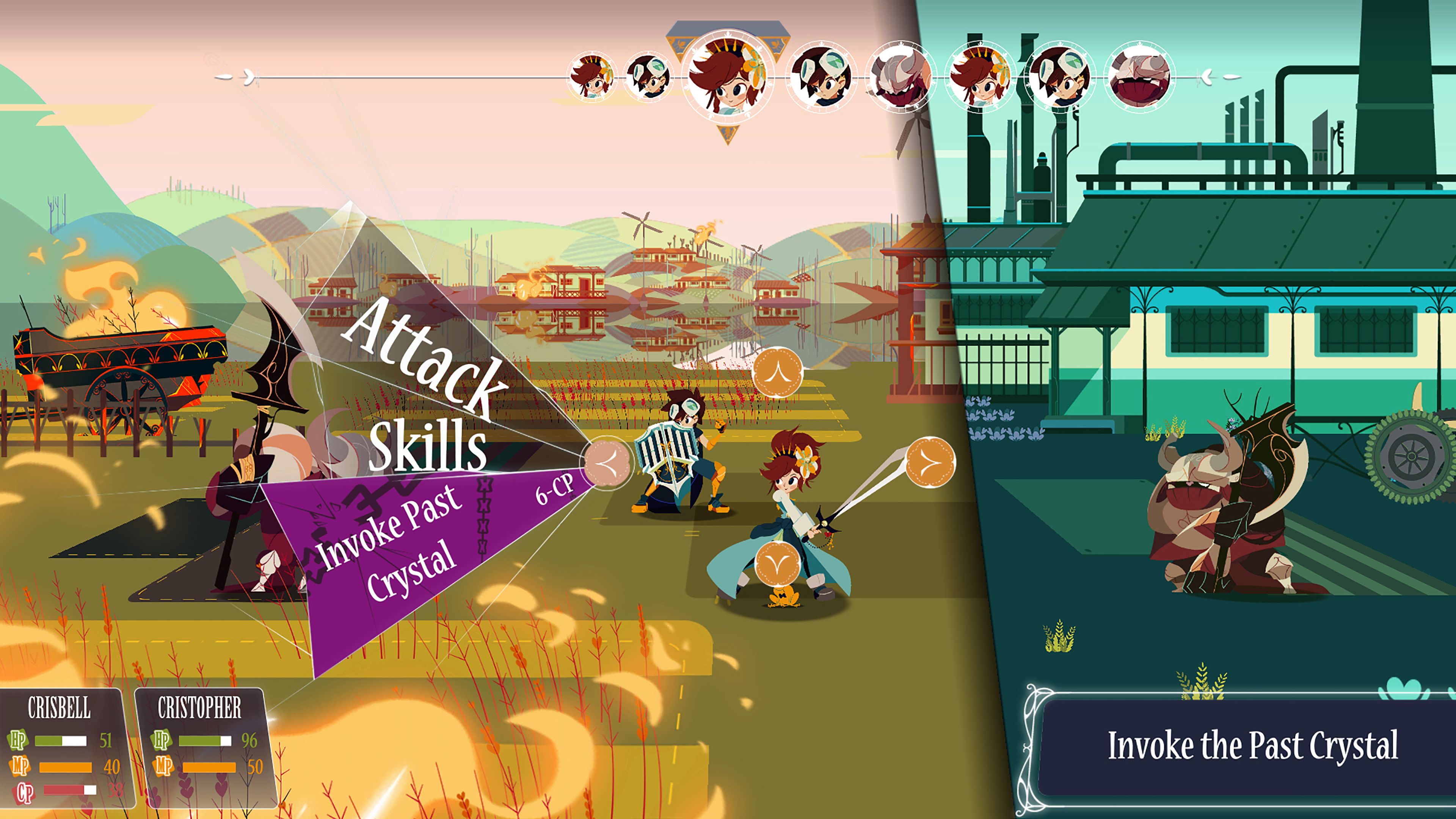 Скриншот №5 к Cris Tales