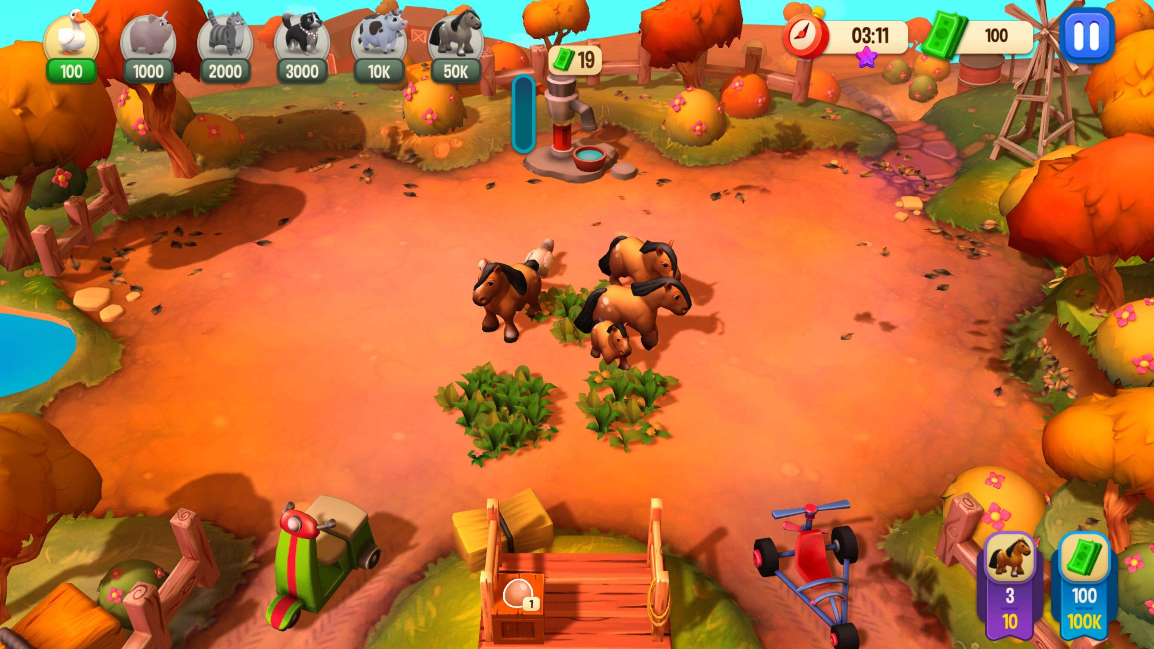 Скриншот №6 к Farm Frenzy Refreshed